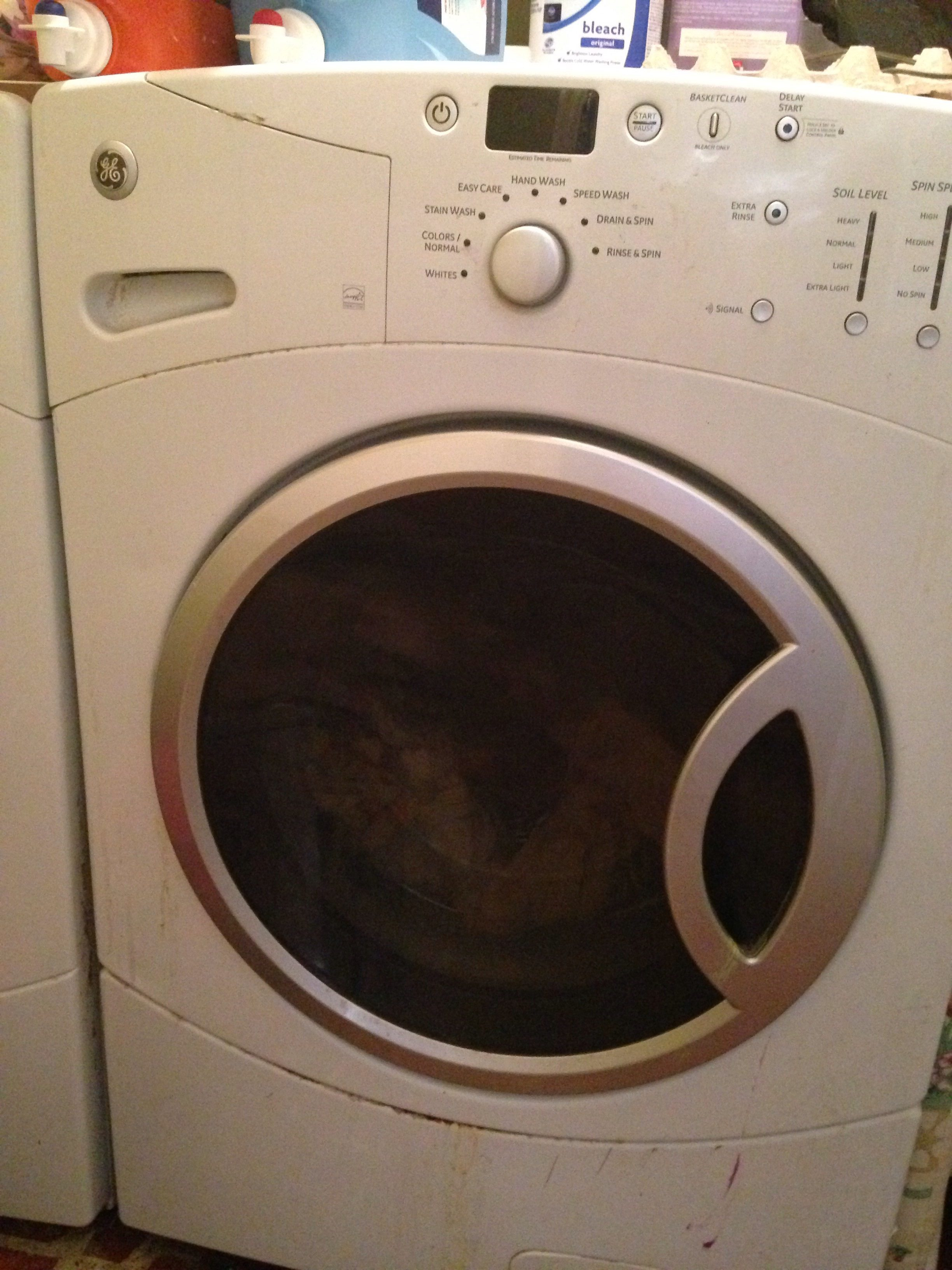 ge appliances repair washing machine