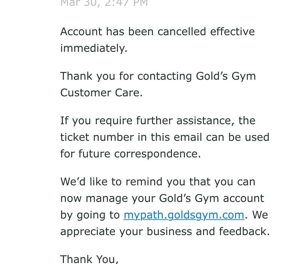 Top 737 Complaints And Reviews About Golds Gym