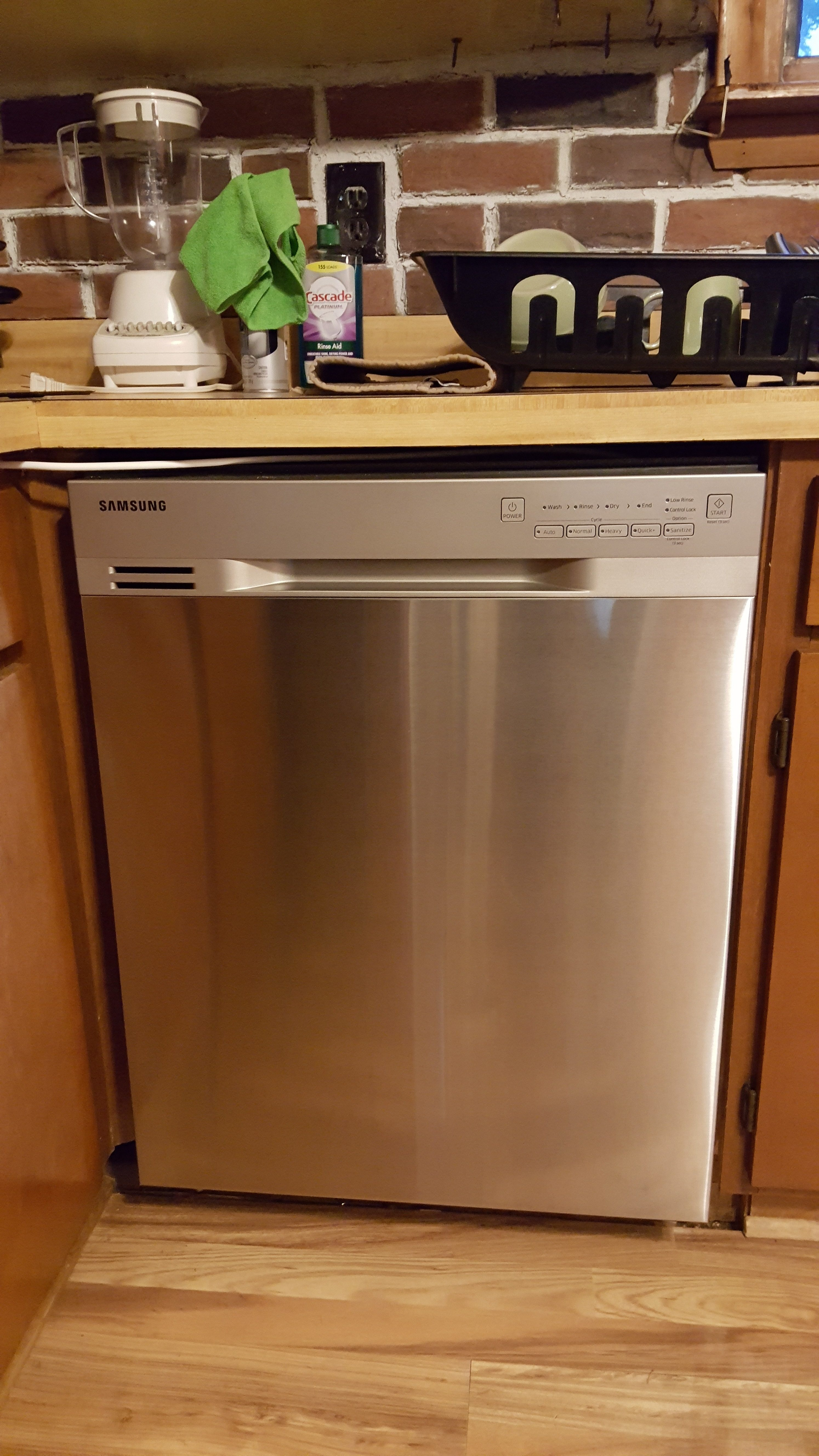 We purchased a stainless steel appliance package along with washer and  dryer and spent over $3,500 with hhgregg. 4