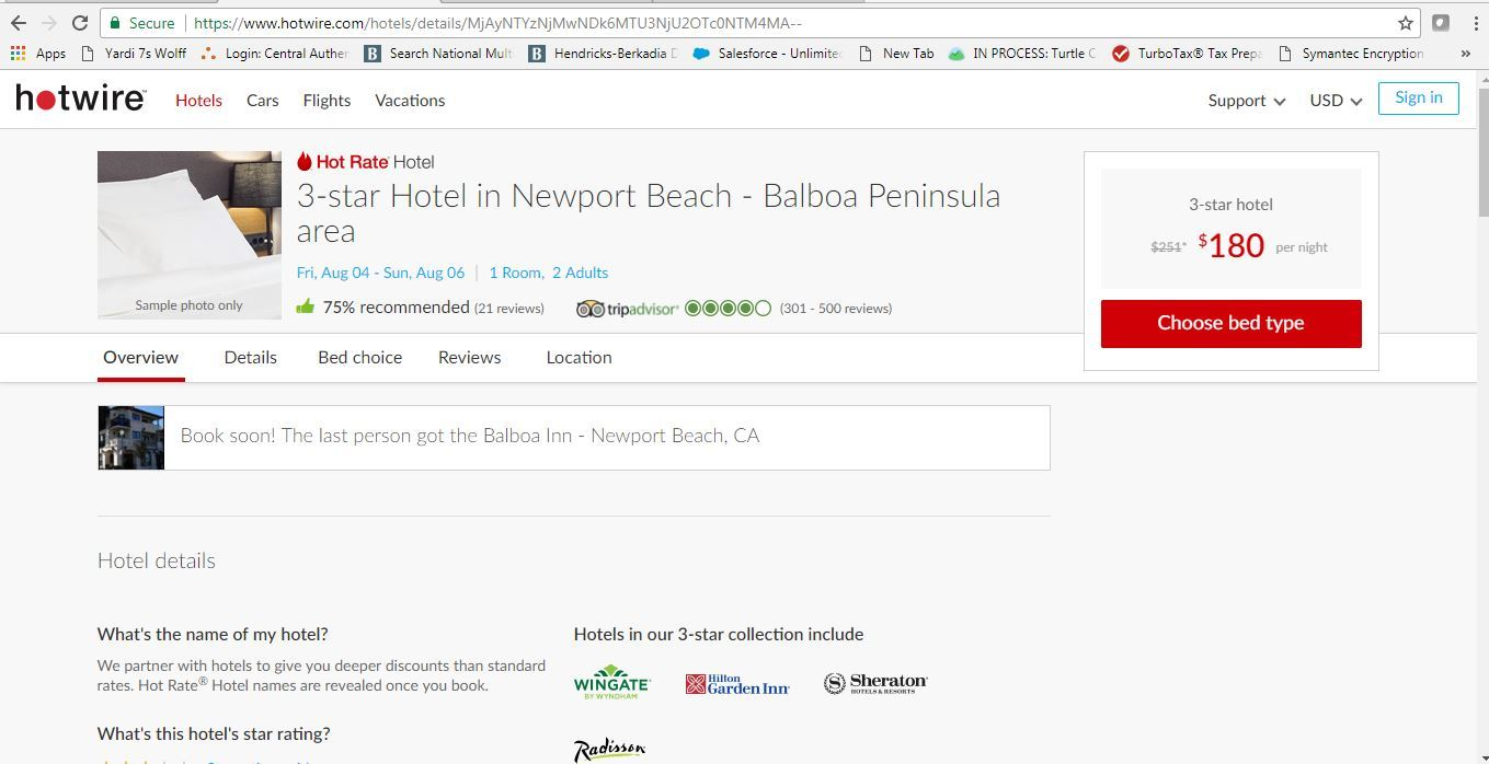 Top 1,102 Complaints and Reviews about Hotwire