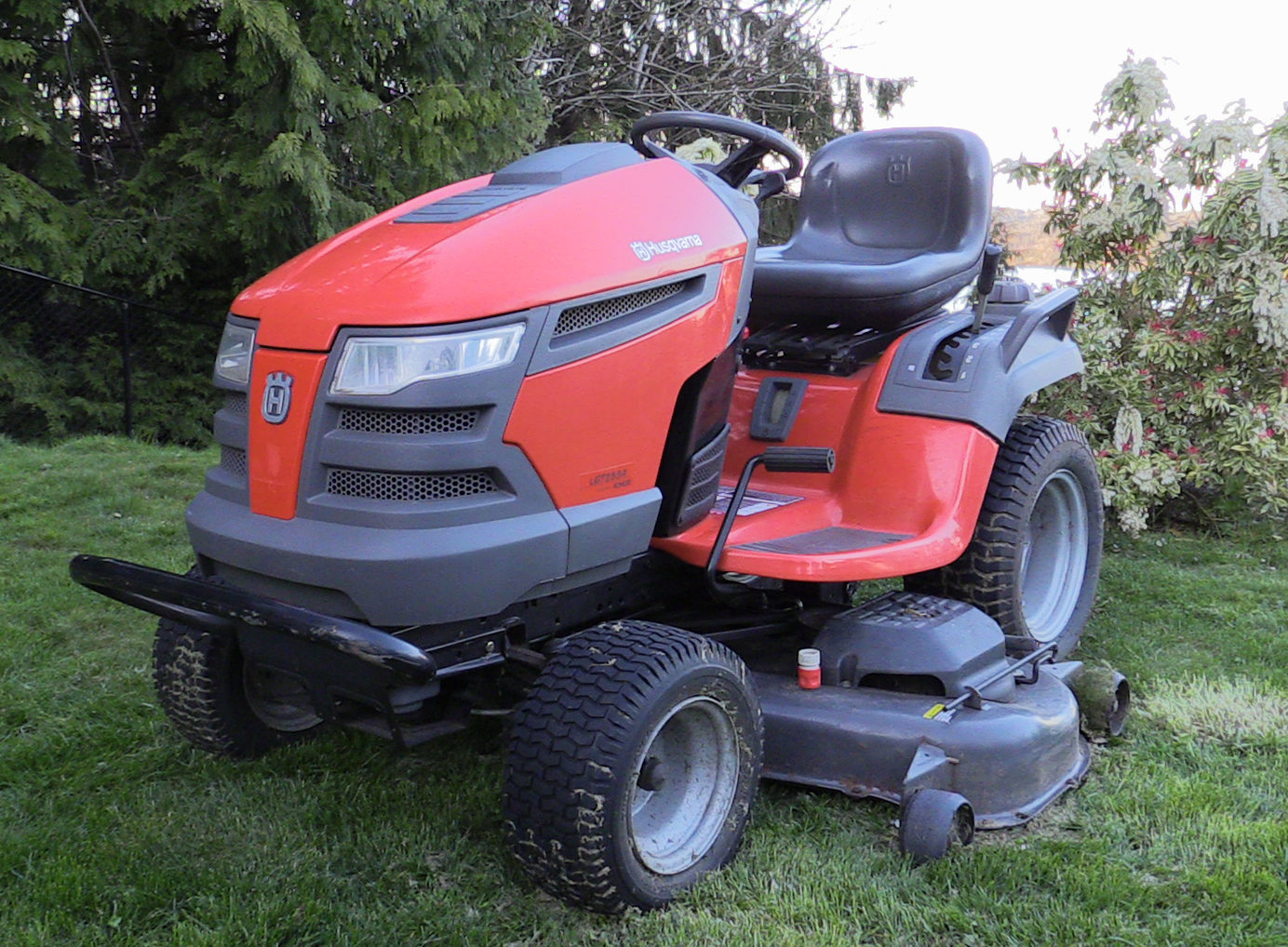 Husqvarna Lawn Tractor Transmission : Top complaints and reviews about husqvarna