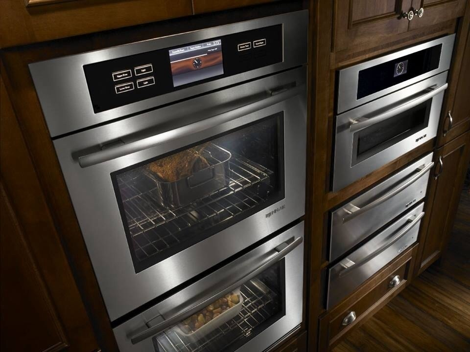 attractive Jenn Air Kitchen Appliances Reviews #2: Very disgusted in Jenn-Air and their appliances!!!!!! Bought a double wall  oven in 2011 while rebuilding our home after our home was flooded, always  wanted ...