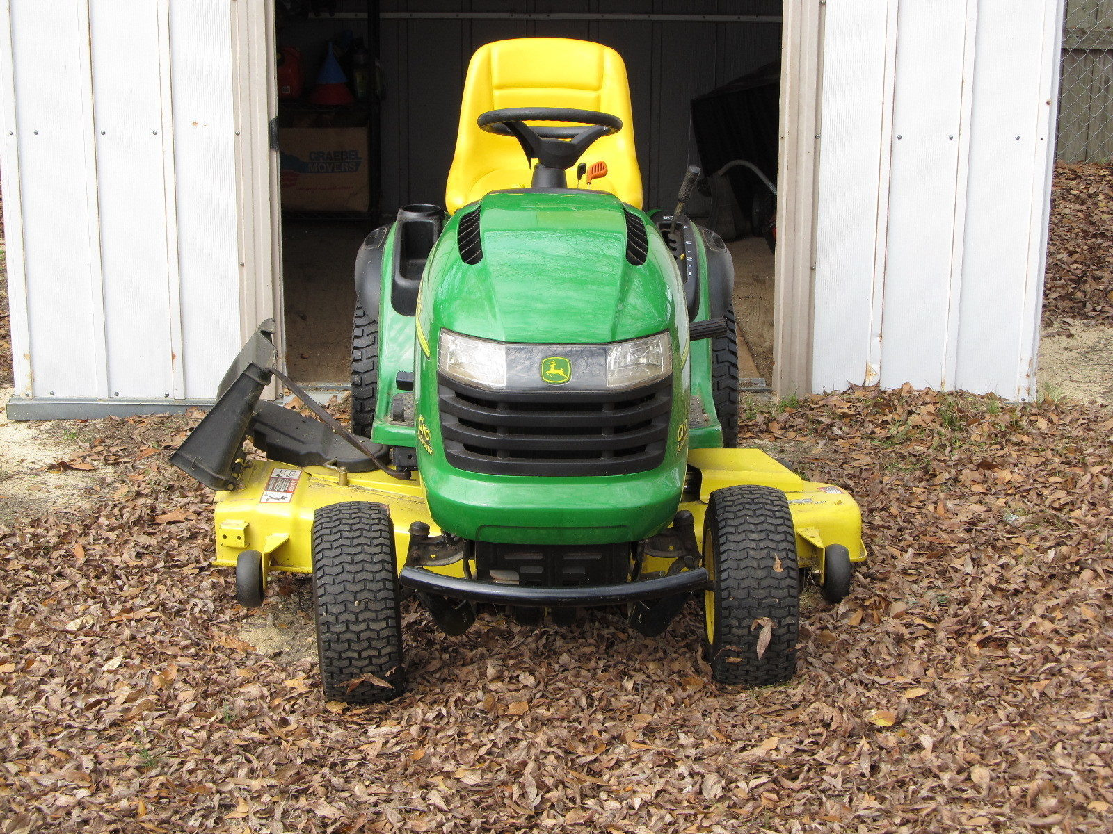 Riding lawn mower won t start - John Deere Doesn T Need To Respond To This I M Very Satisfied With My Lawn Tractor