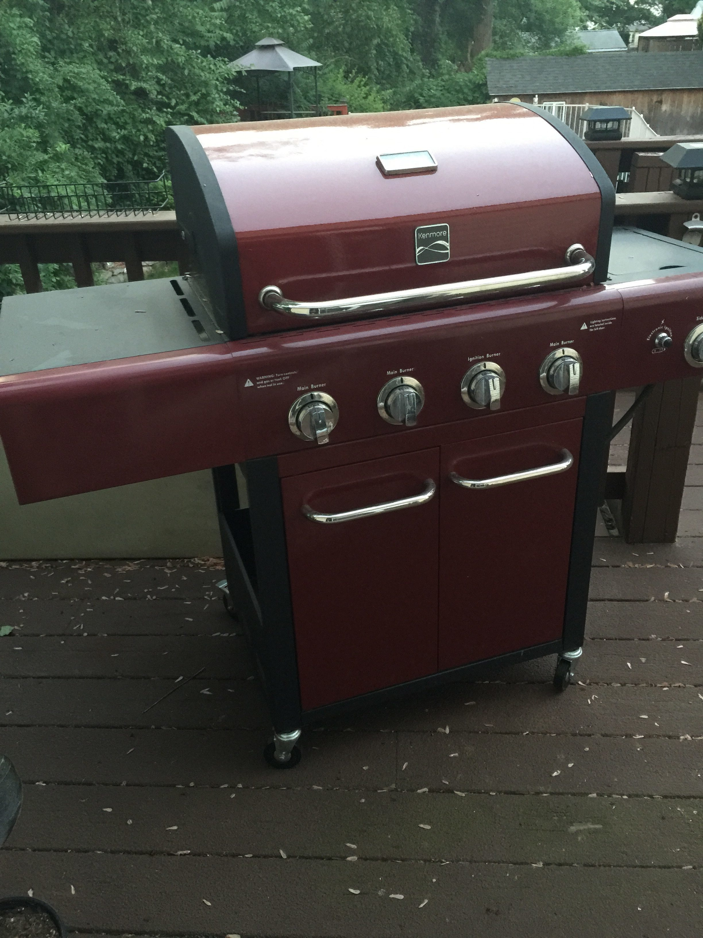 Top 156 Complaints And Reviews About Kenmore Gas Grill