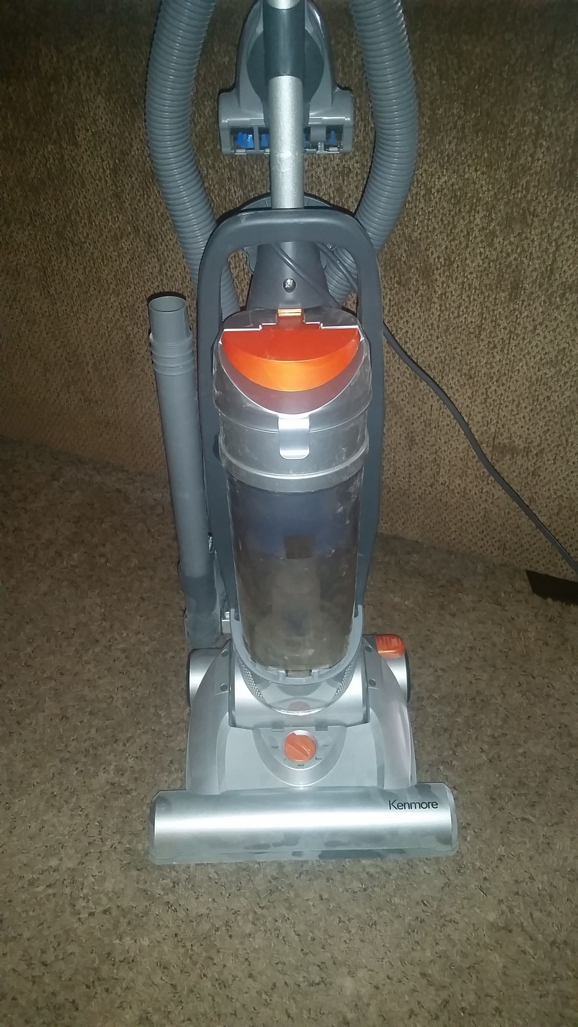 Pictures of Sears Vacuum Upright Cleaners