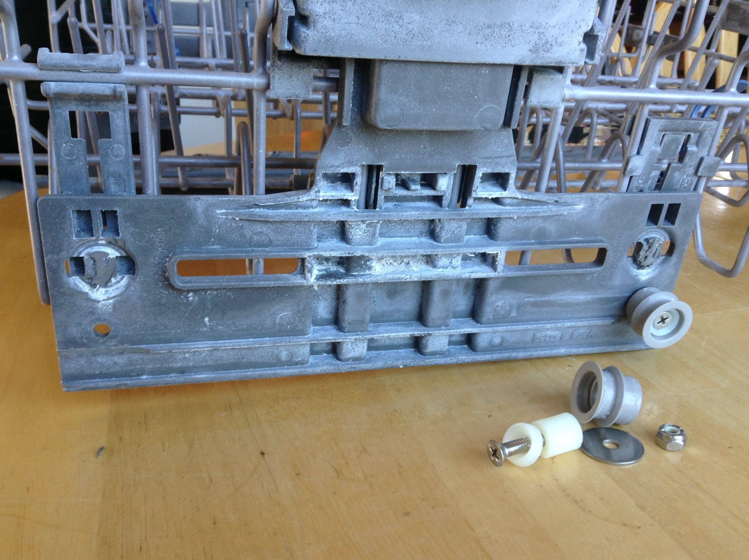 Kitchenaid Dishwasher Racks