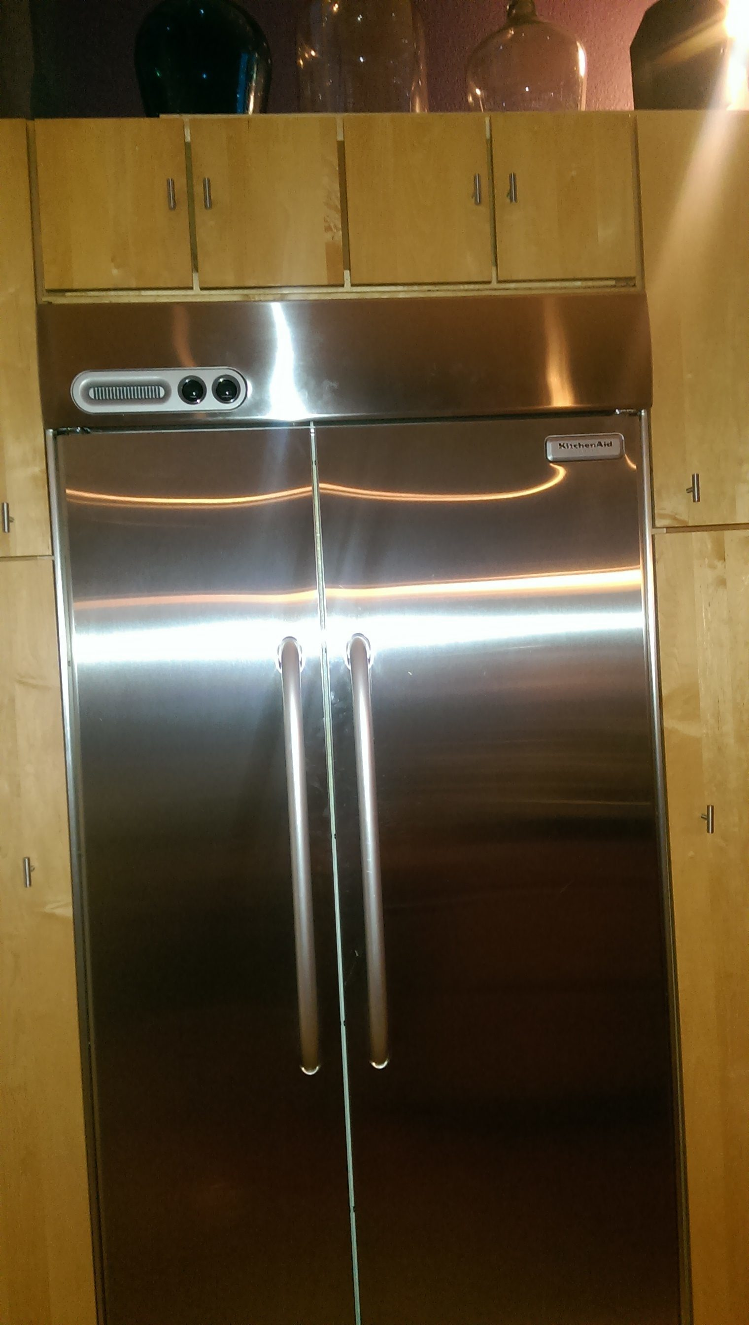 Top 784 Complaints and Reviews about KitchenAid Refrigerators | Page 9