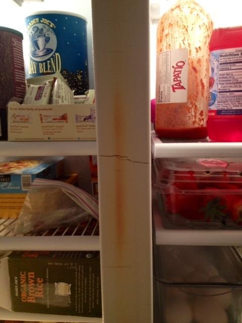 Kitchenaid Side By Side Refrigerator Not Cooling kitchenaid siderefrigerator not cooling temperature thermostat