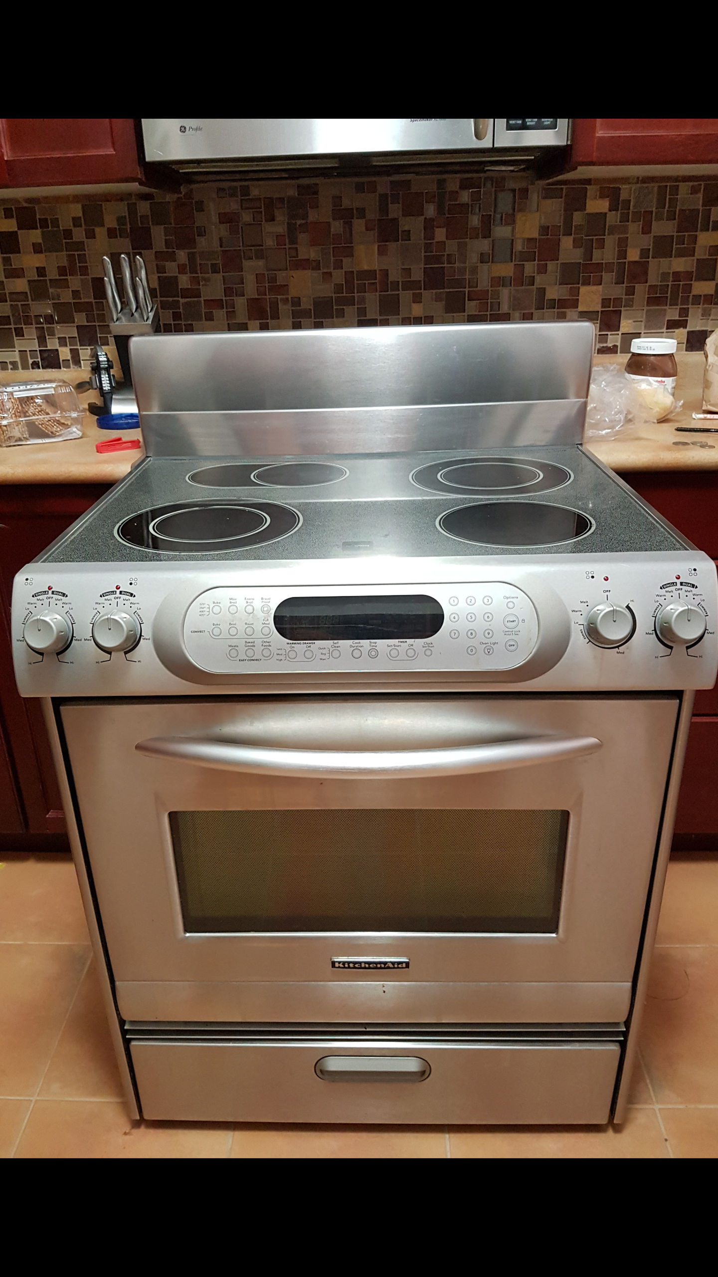 Kitchenaid Gas Range Troubleshooting