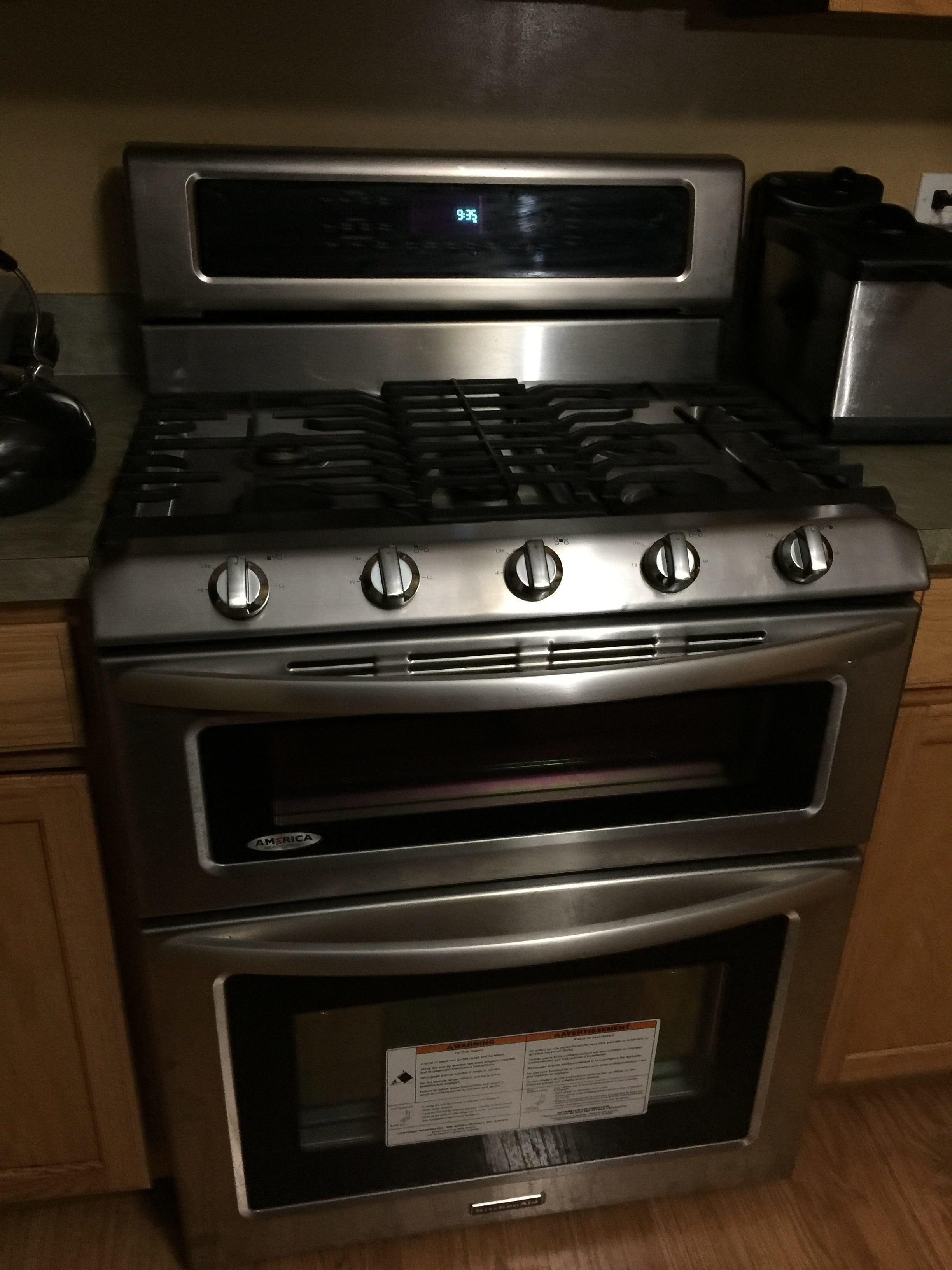 Top 811 Complaints and Reviews about KitchenAid Stoves & Ovens ...