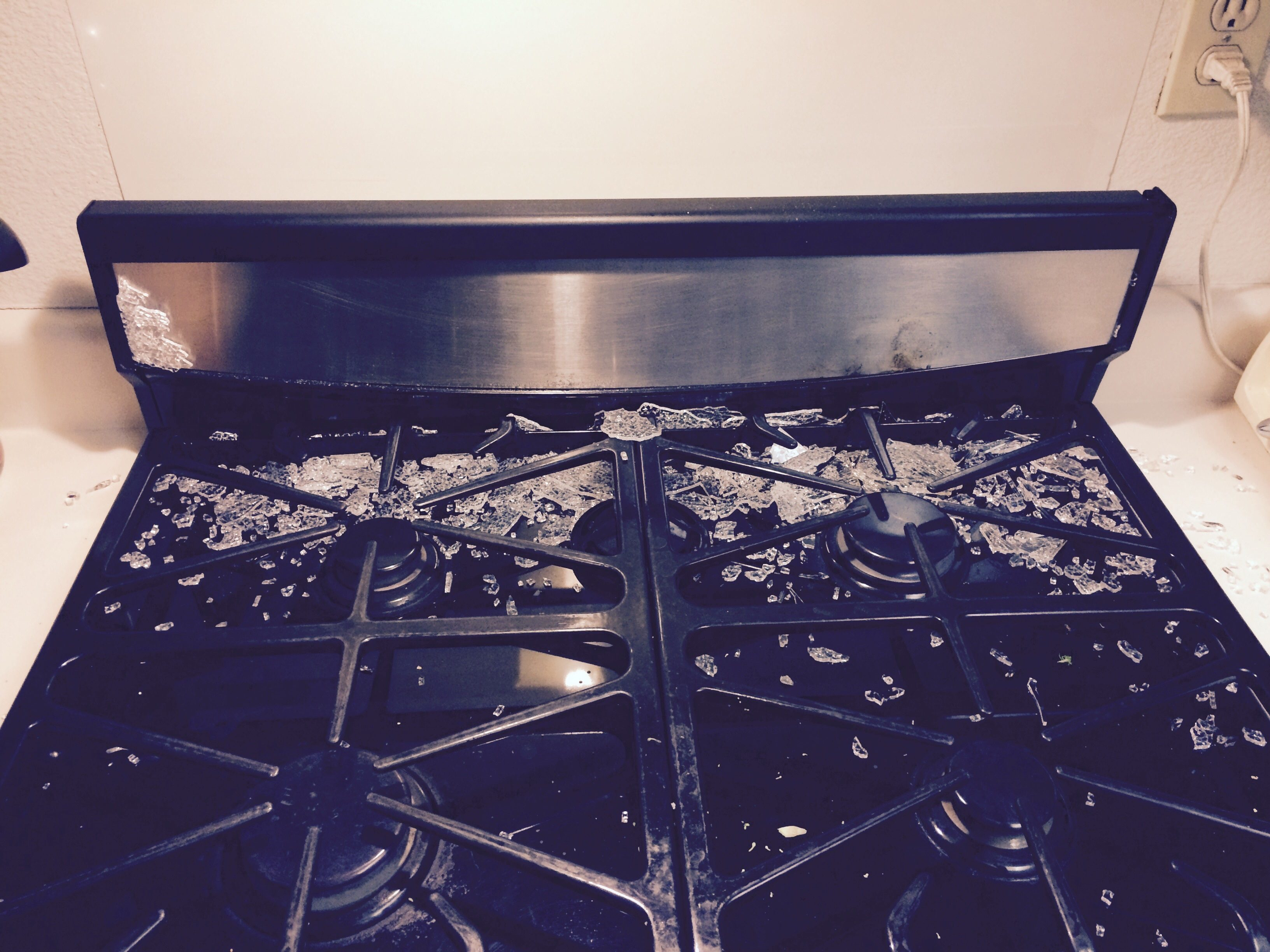 ... Kitchenaid Glass Top Stove