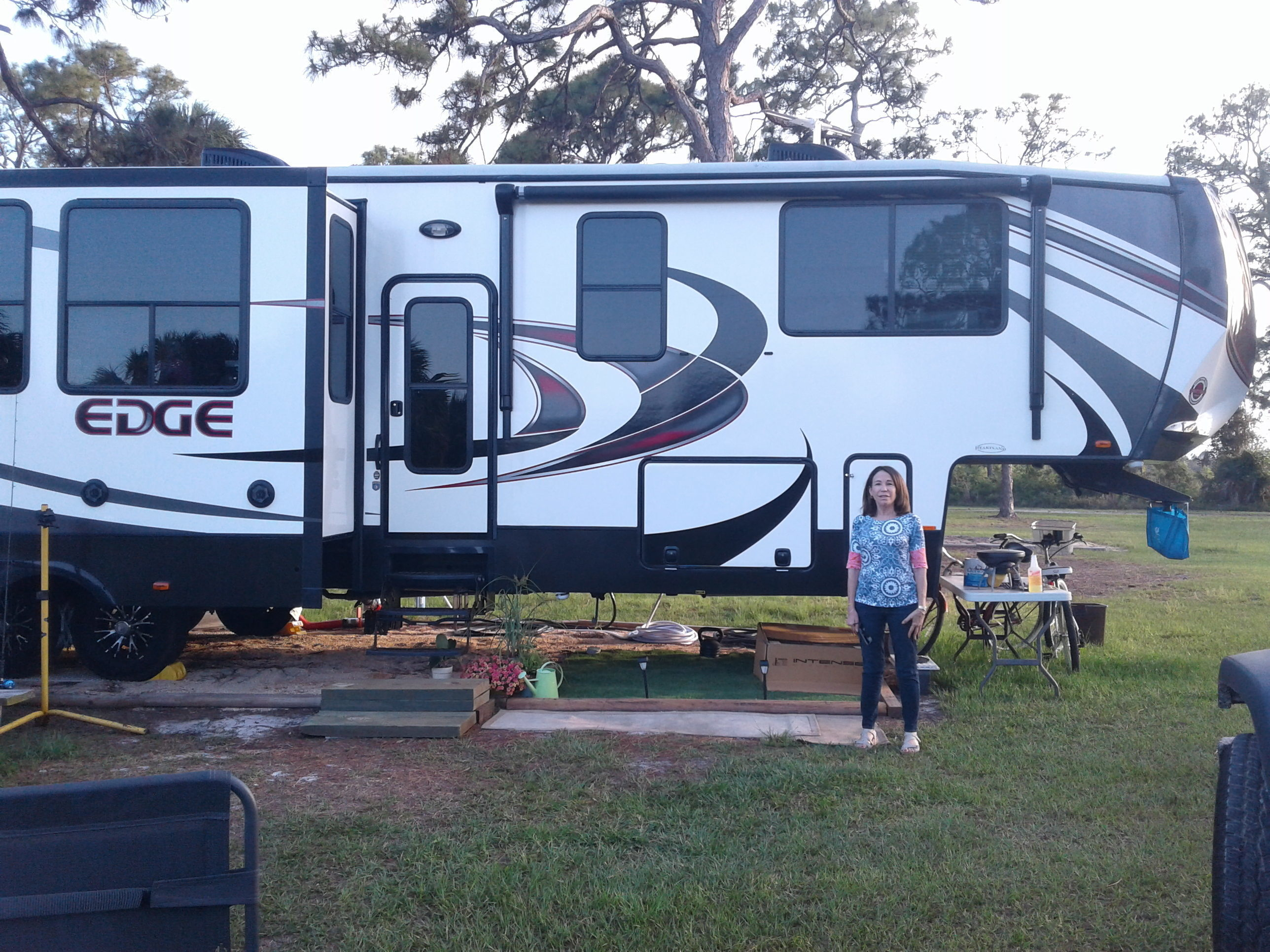 We purchased our 2016 Heartland Edge 397 from La Mesa May of 2016  Within a  month we had a long list of problems  We live in our RV full time. Top 120 Complaints and Reviews about La Mesa RV