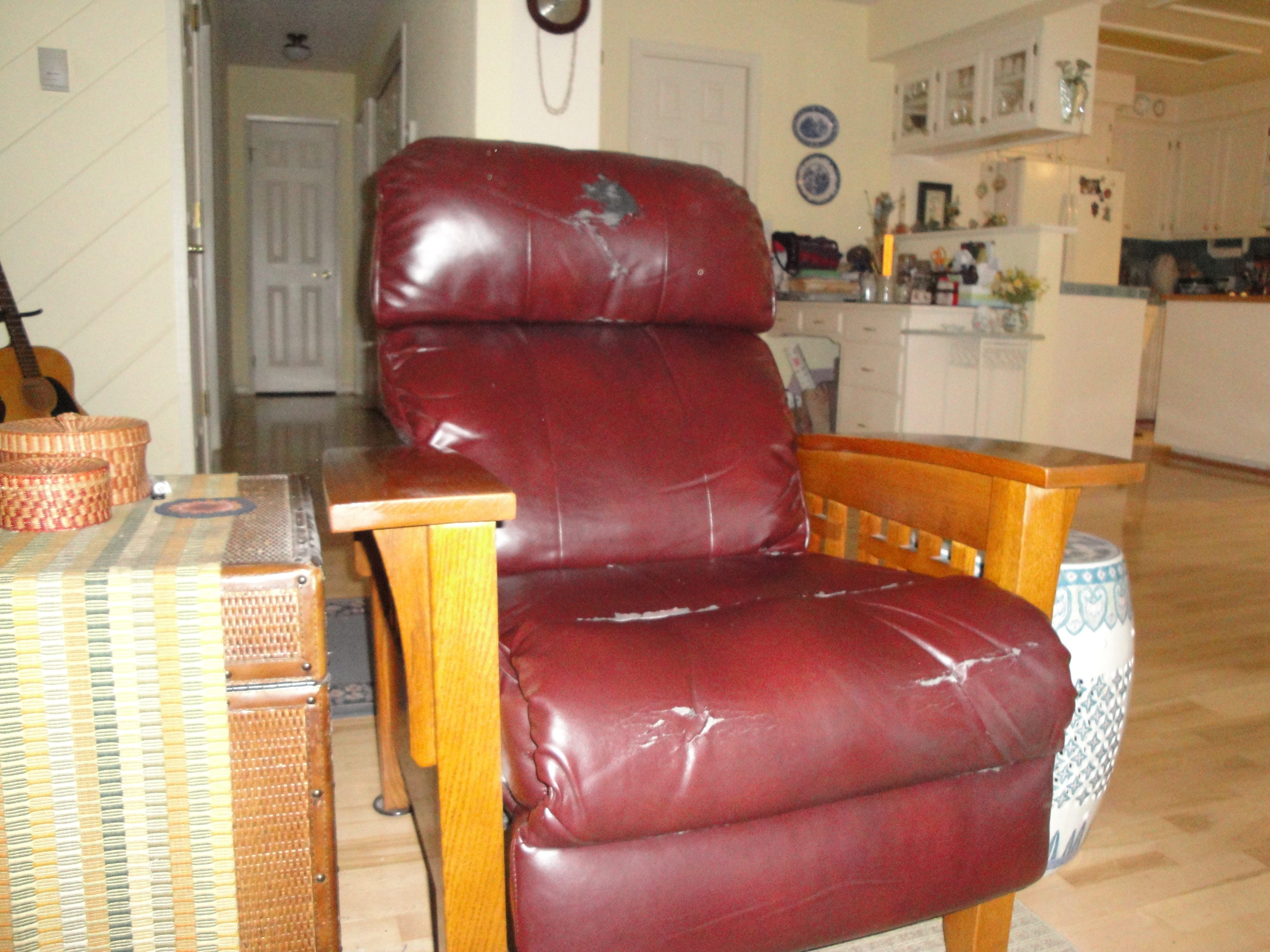 La z boy recliners buy one get one - View Both Images