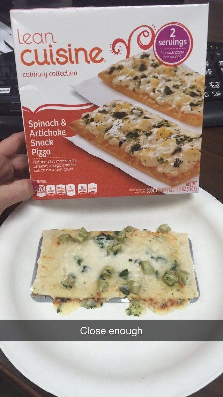 Top 64 reviews and complaints about lean cuisine for Are lean cuisine pizzas healthy