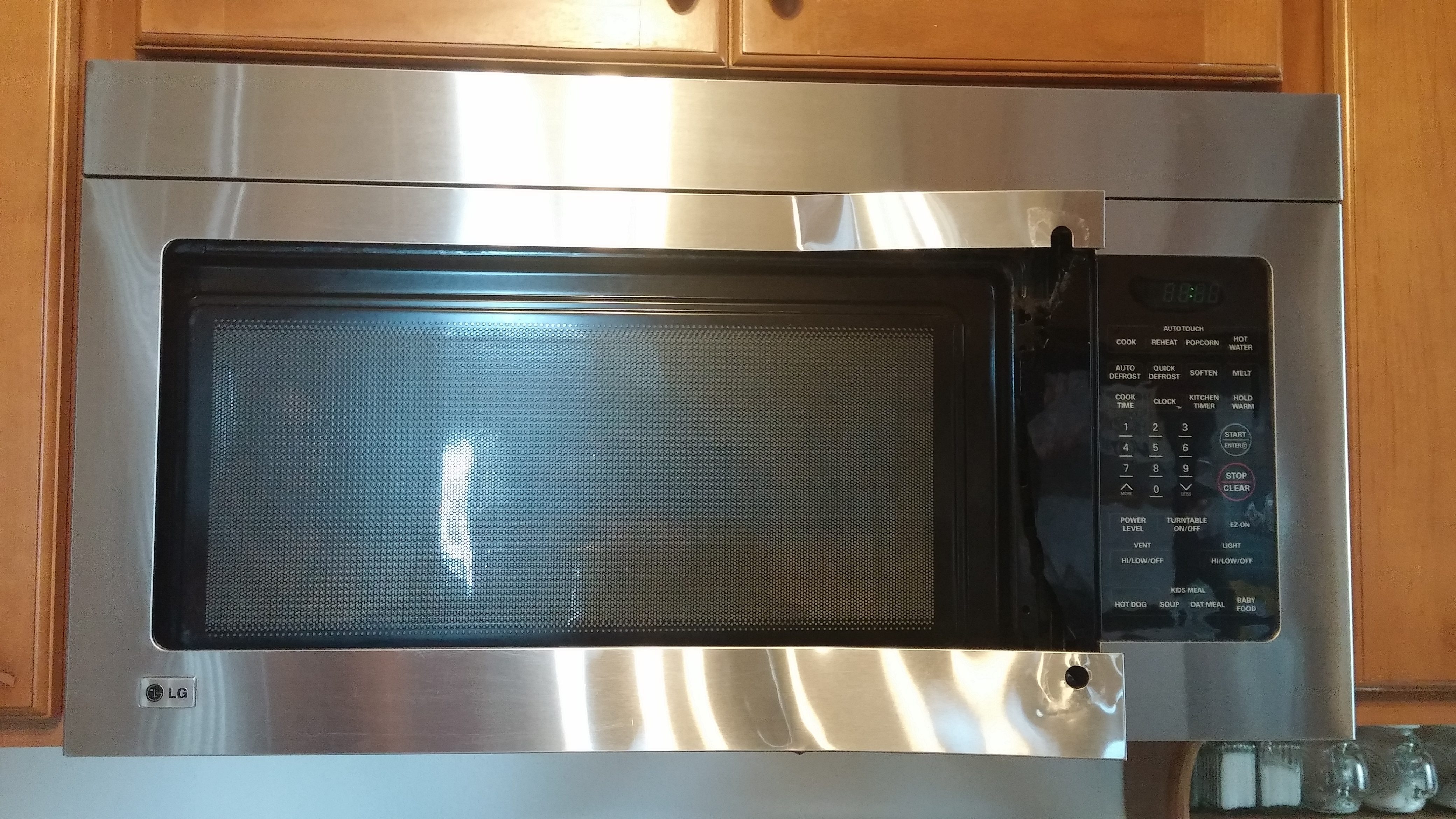 Kitchen Microwave Top 182 Complaints And Reviews About Lg Microwaves