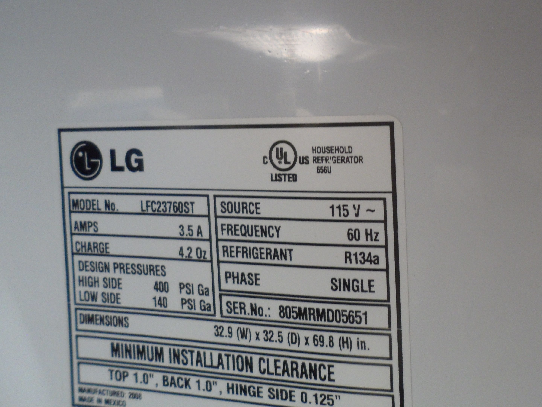 Top 1694 Complaints And Reviews About LG Refrigerators