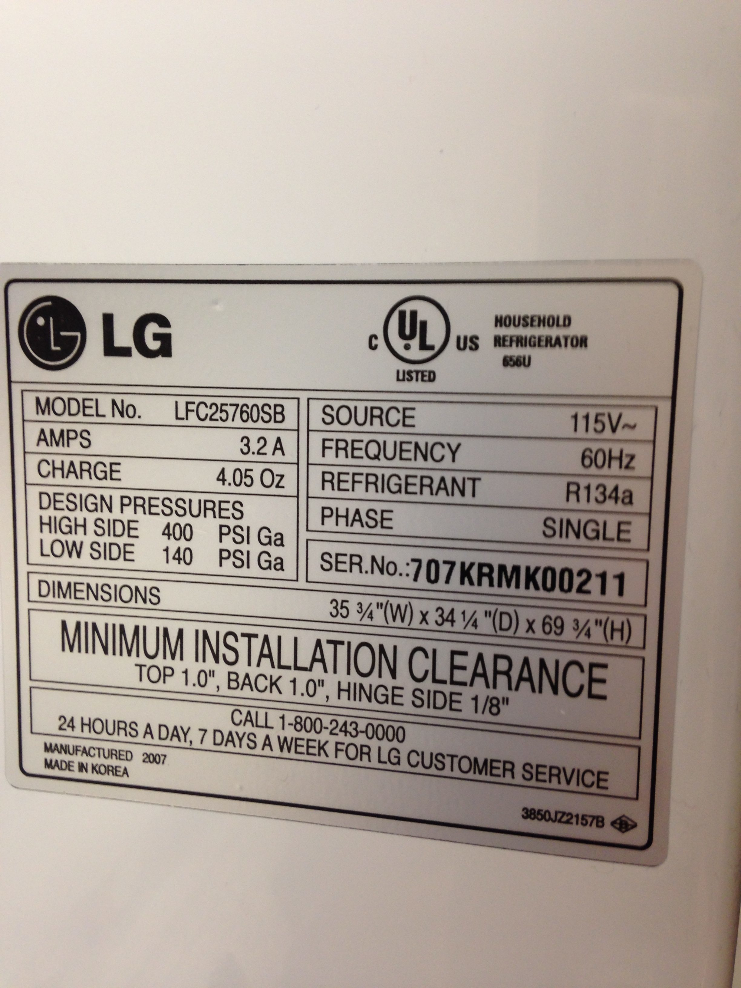 Top 1 523 Complaints And Reviews About Lg Refrigerators