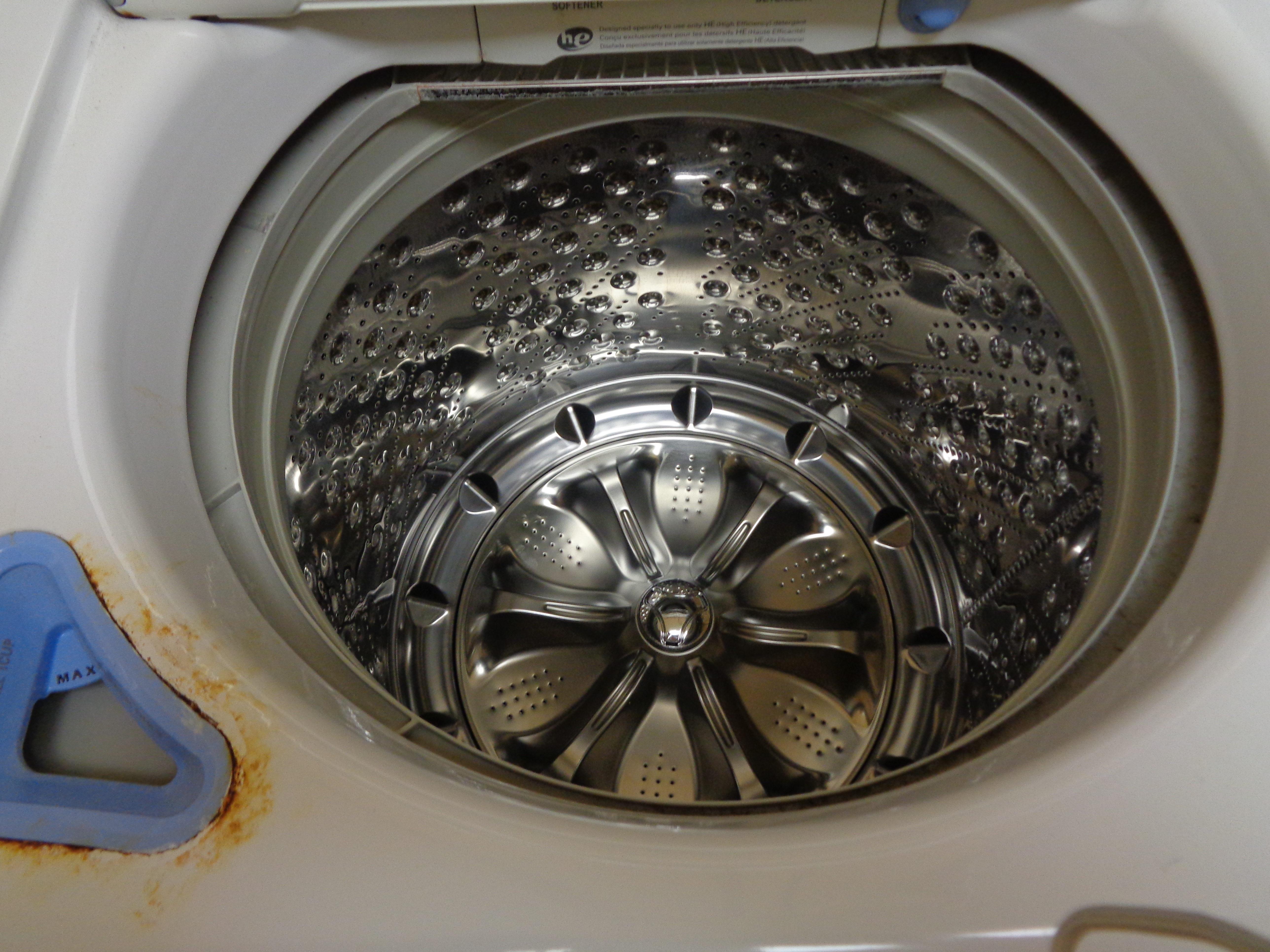 lg front load washing machine problems