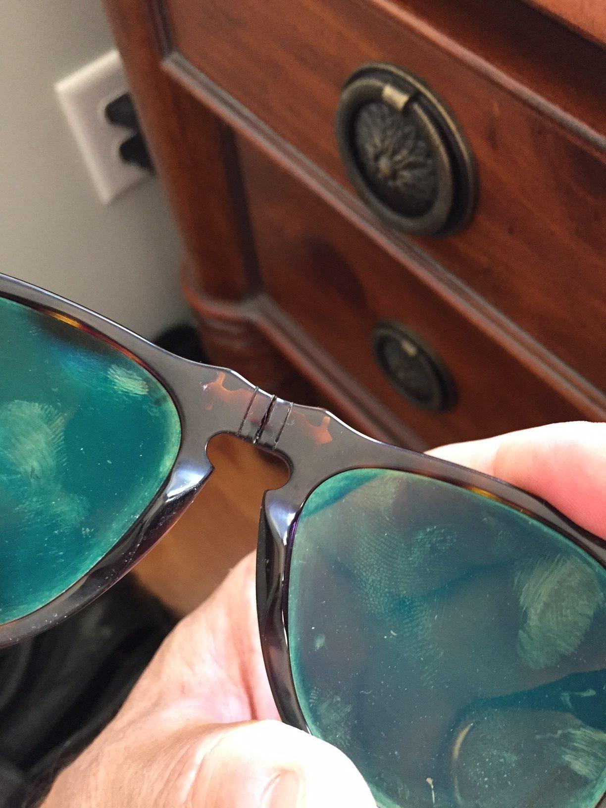 Солнцезащитные очки для овальных лиц