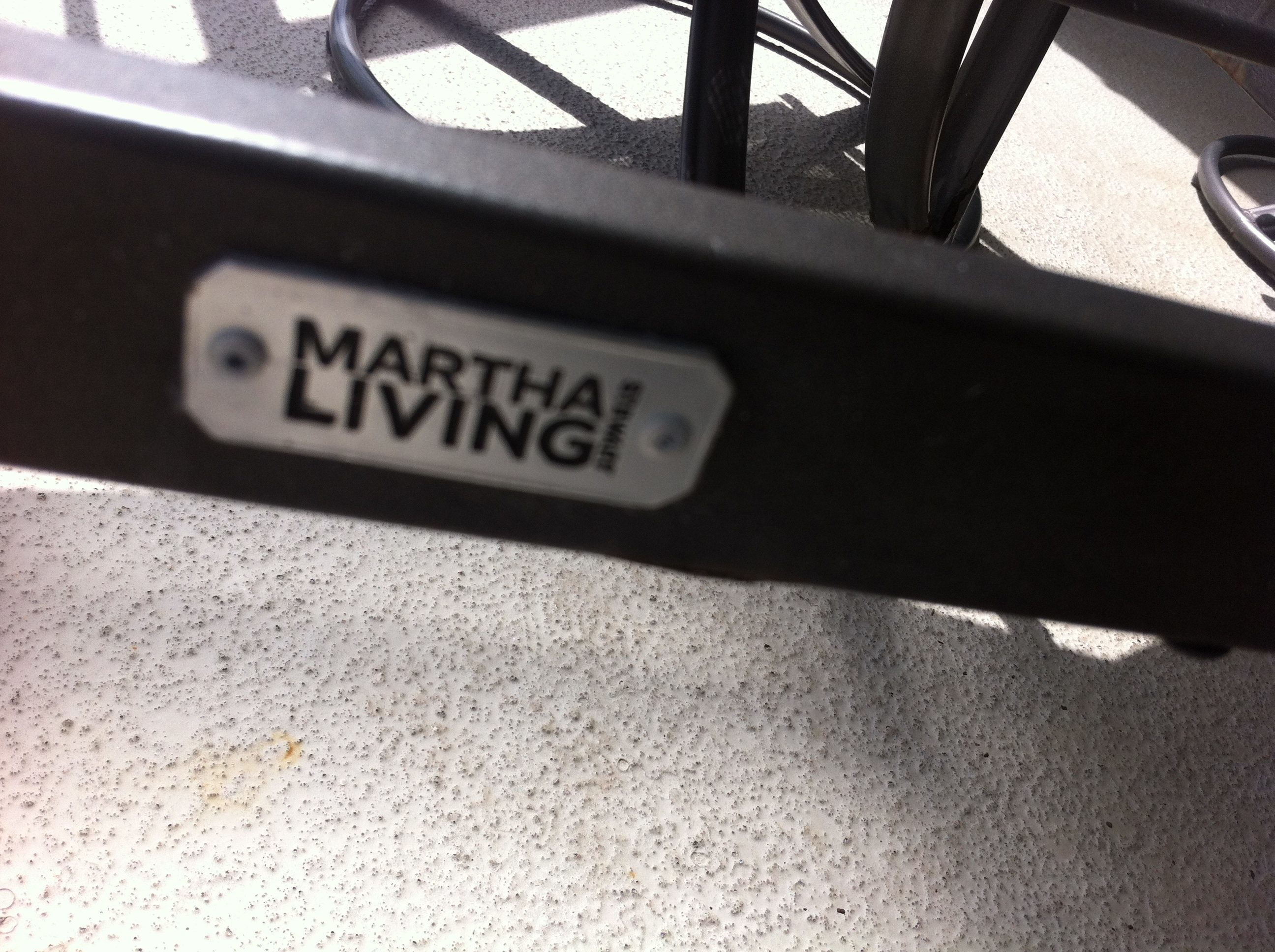 Top 1621 Complaints and Reviews about Martha Stewart Outdoor
