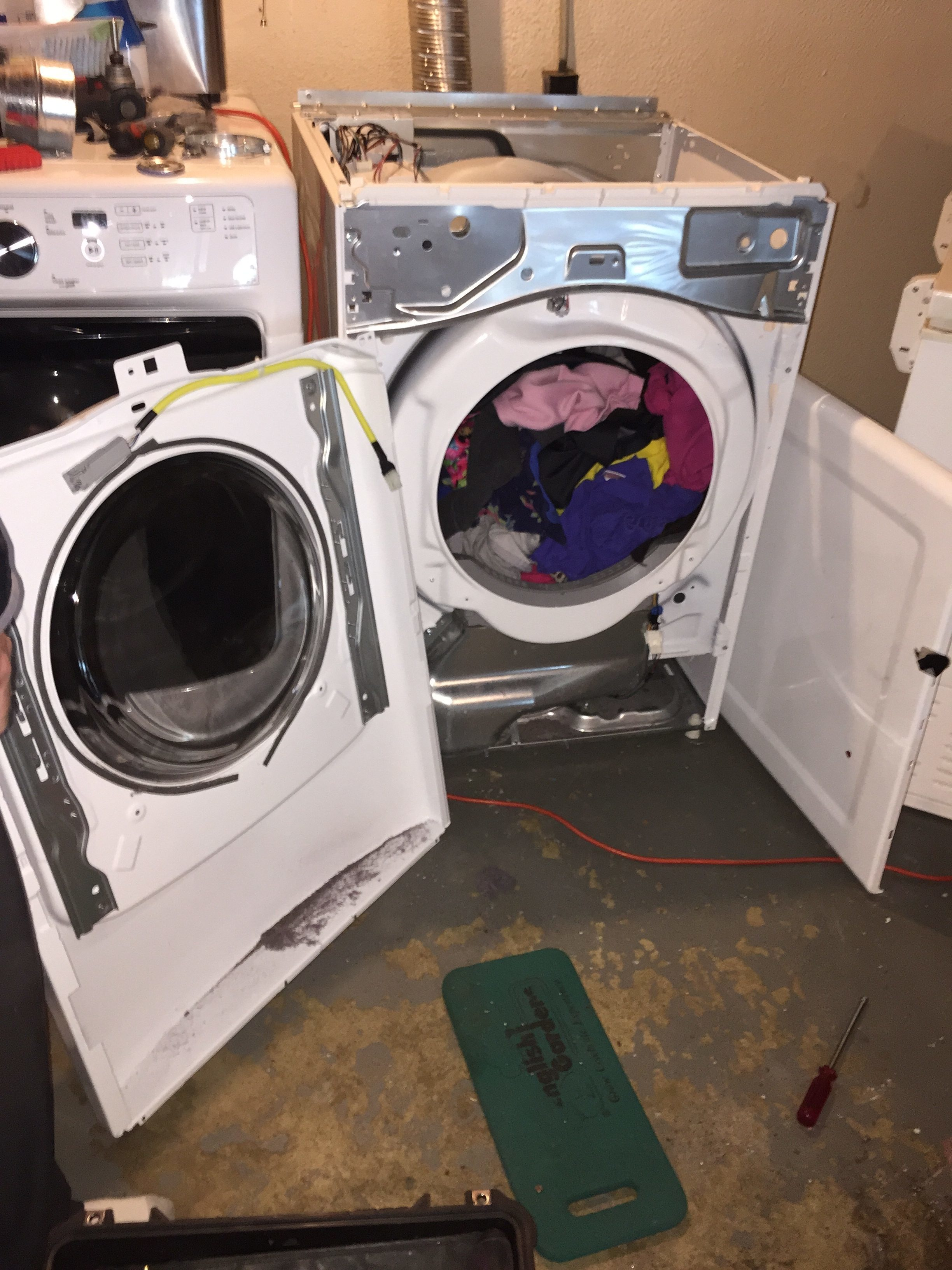 Top 2590 Complaints and Reviews about Maytag Washers Dryers
