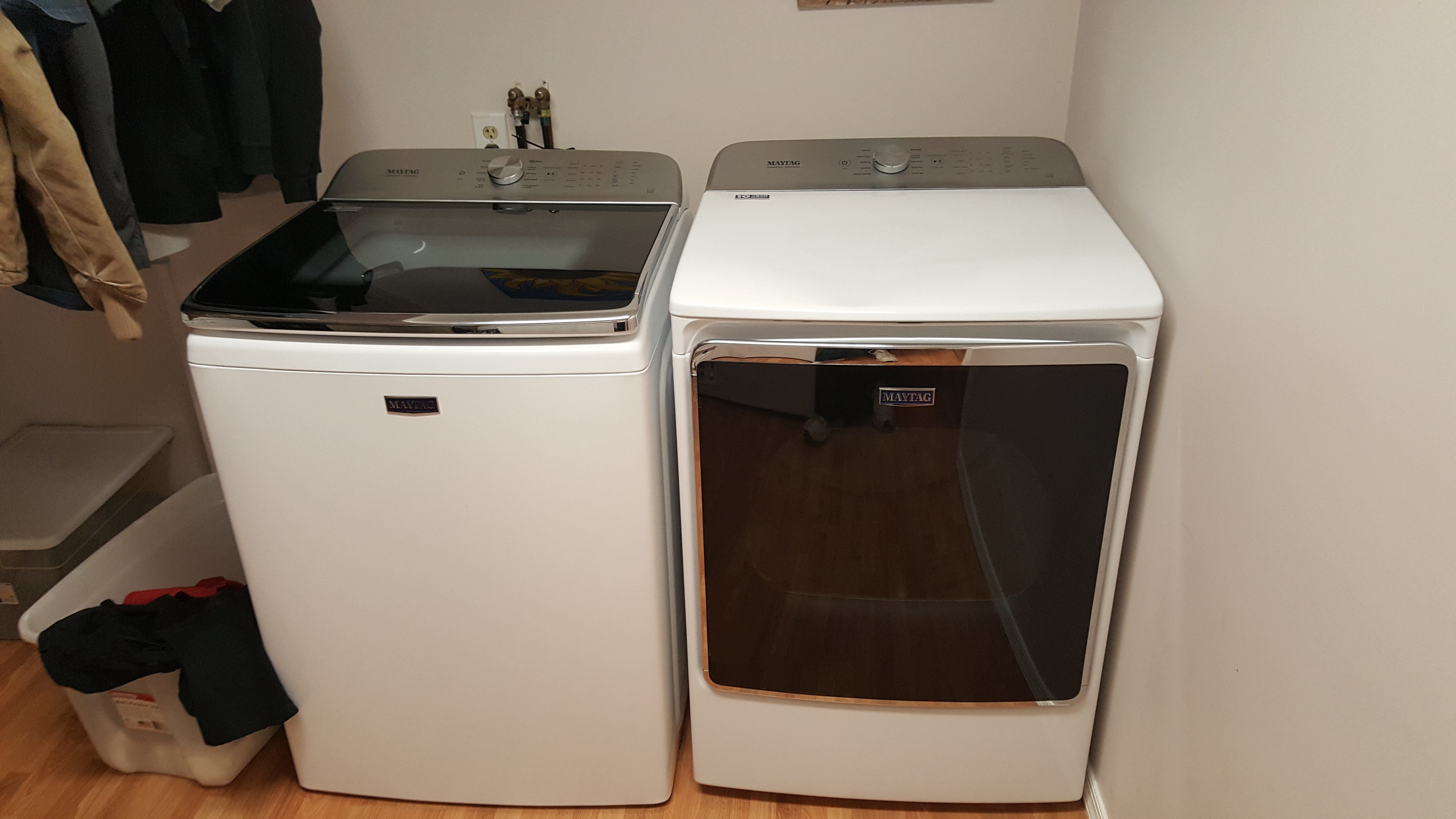 Top 2 530 complaints and reviews about maytag washers dryers - Maytag whirlpool ...