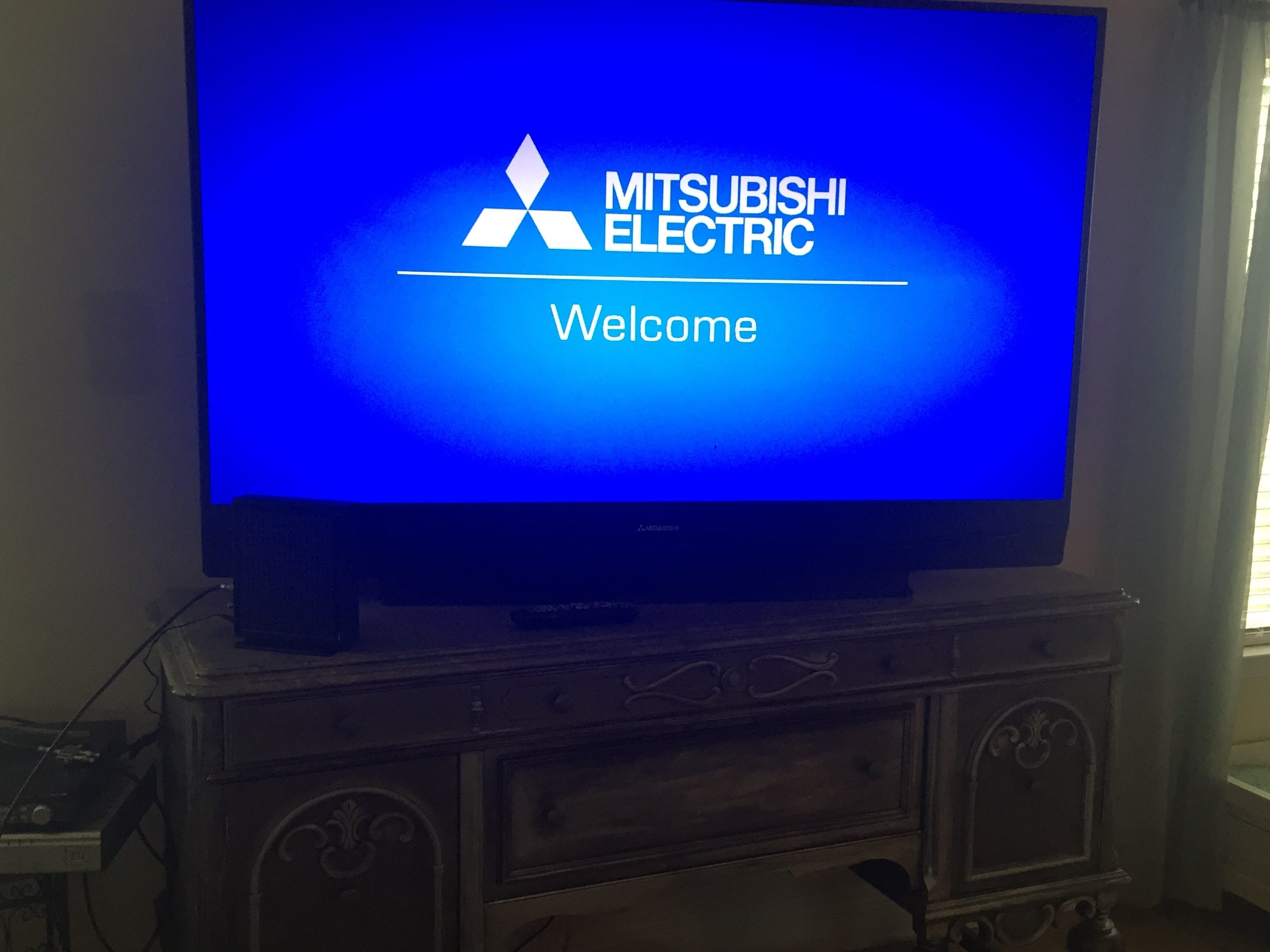 Mitsubishi Tv Lamp. Replacet Lamp Cartridge Ud Part Number P ...