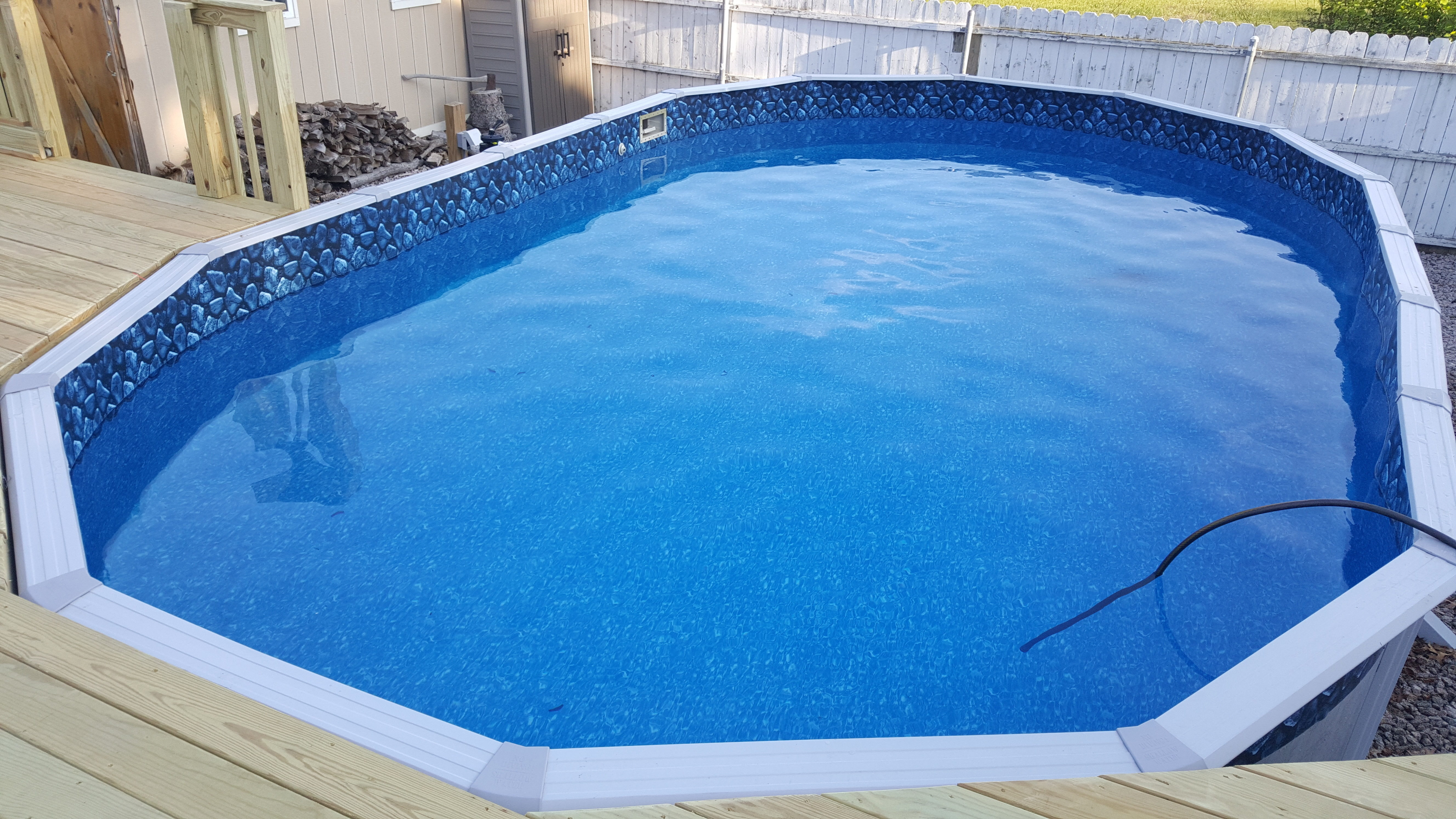 Top 282 reviews and complaints about namco pool patio for Namco pools