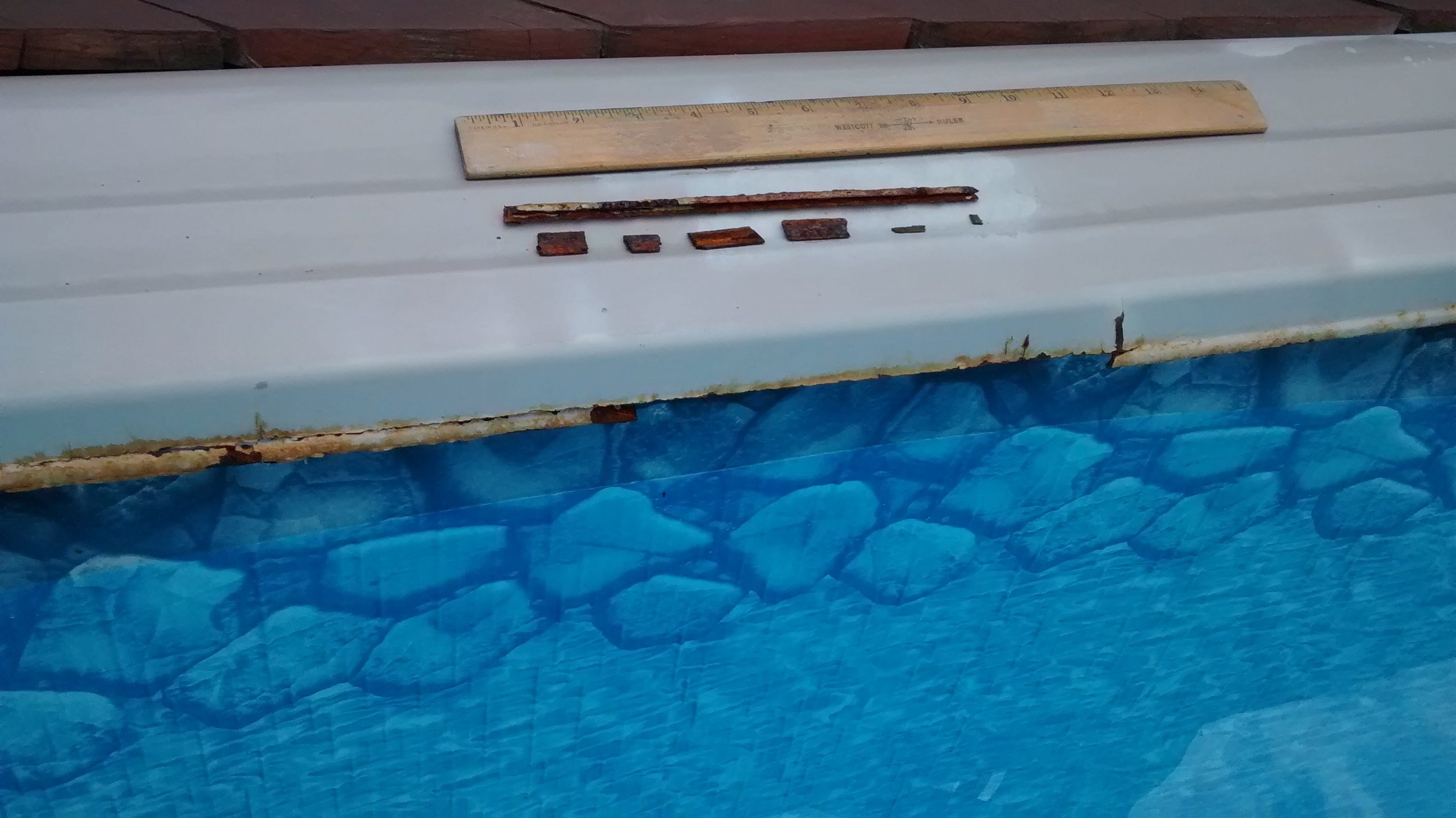 Top 284 reviews and complaints about namco pool patio for Namco pools