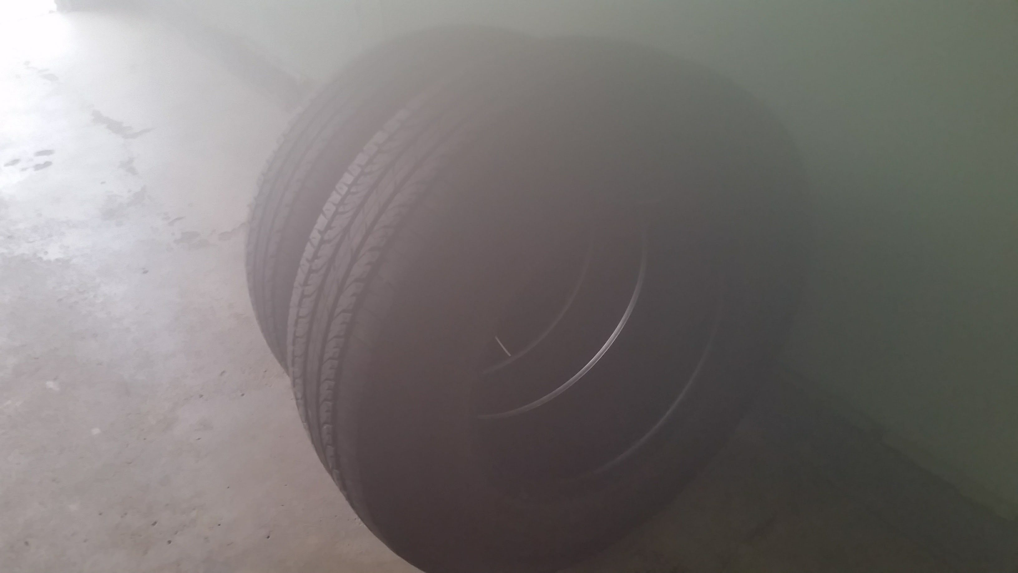essays tires The four tires on the author's car are inflated to an absolute pressure of 28 10 5 pa if the car has a mass of 1,650 kg, what is the contact area between each tire and the ground cm 2.