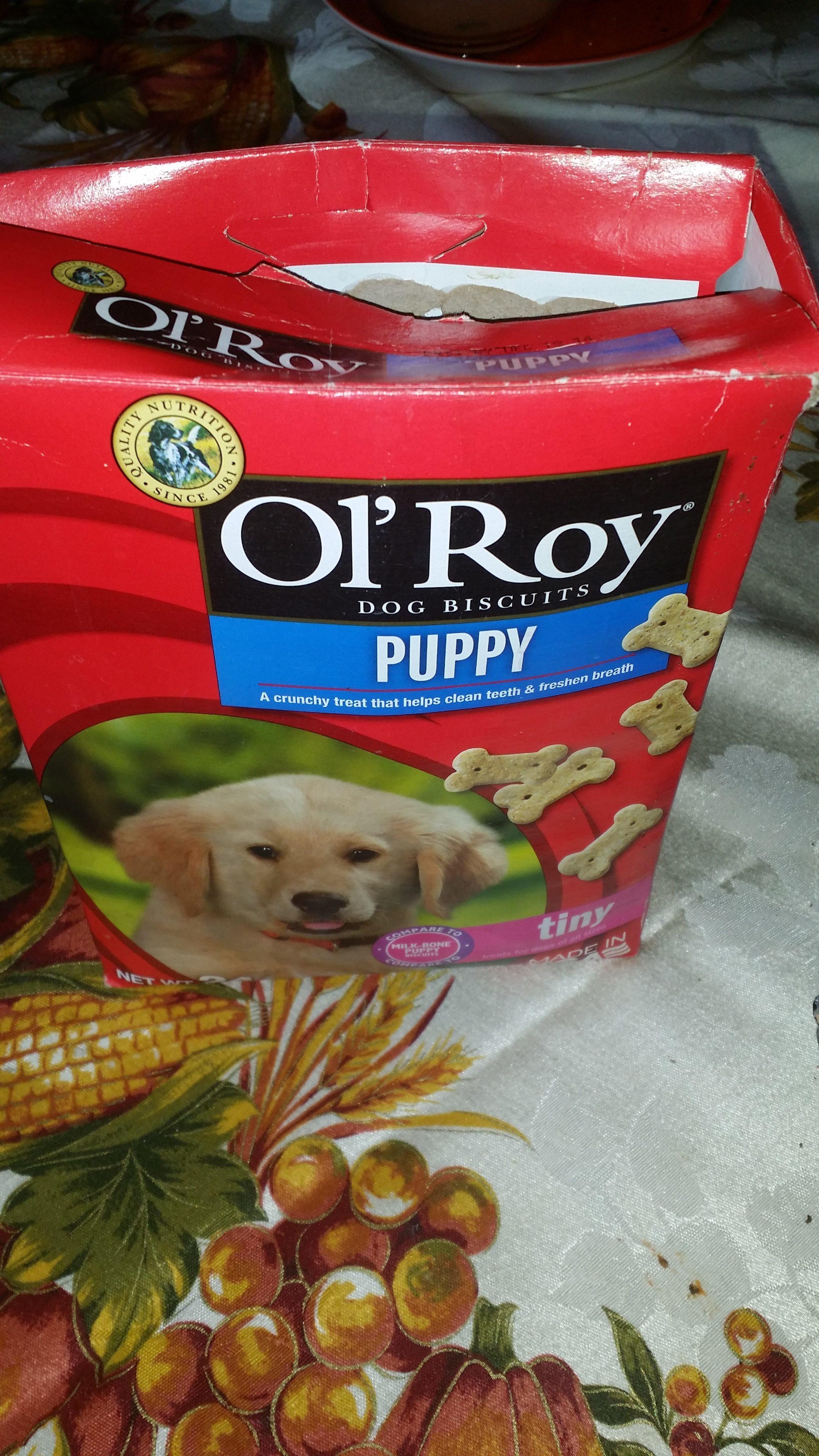 Old Roy Dog Food Recall