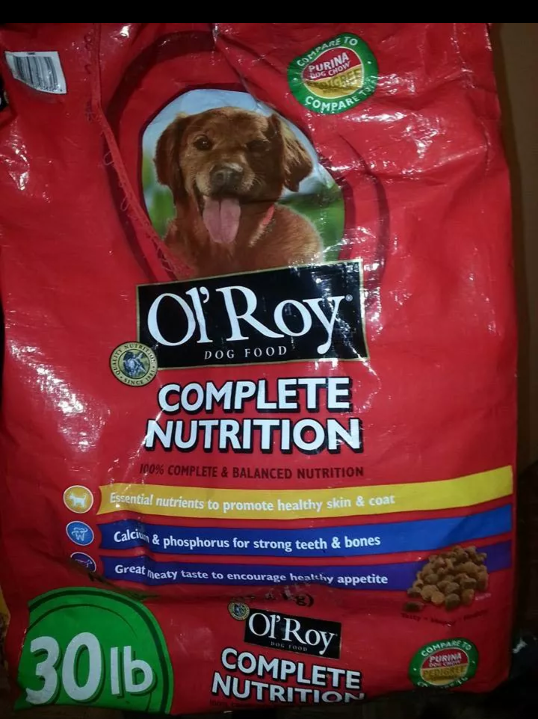 Ol Roy Dog Food Diarrhea