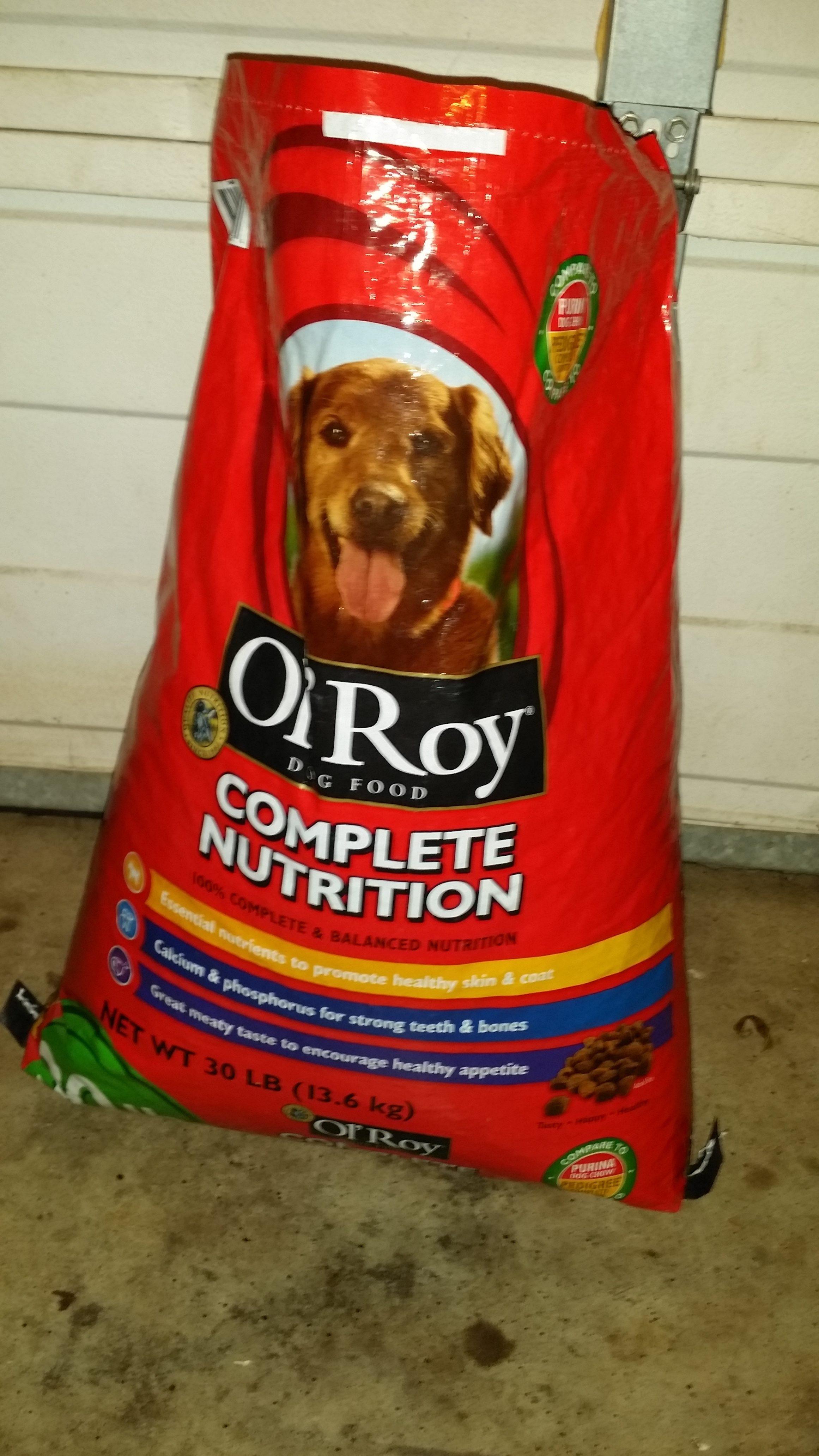 Ol Roy Dog Food Website
