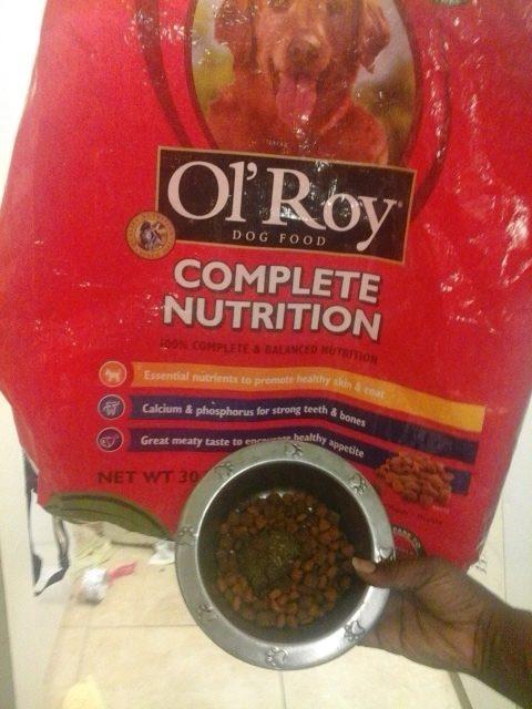 Dog Food Recall Ol Roy