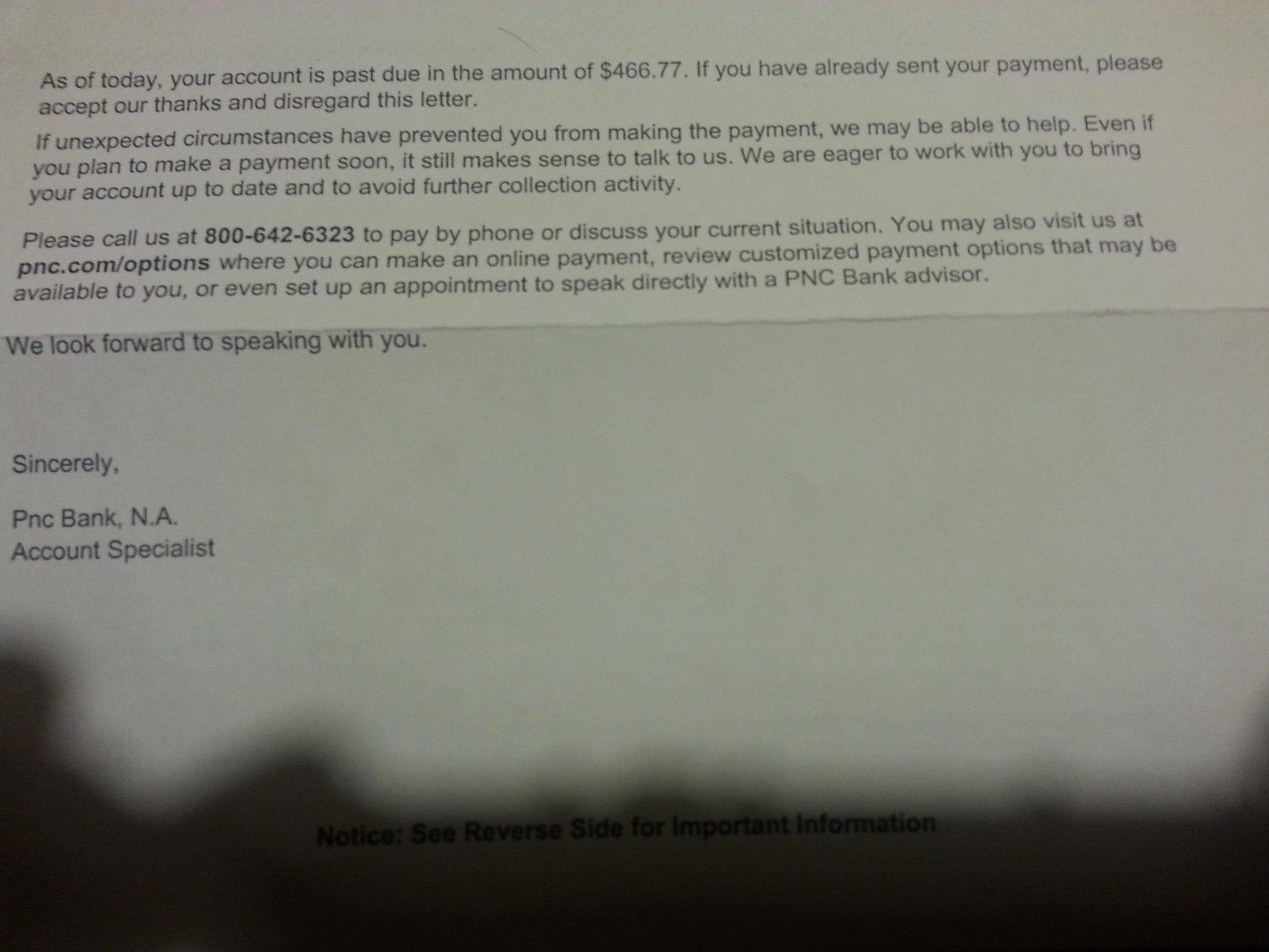 Pnc Bank Car Loan >> Top 215 Complaints and Reviews about PNC Mortgage | Page 5