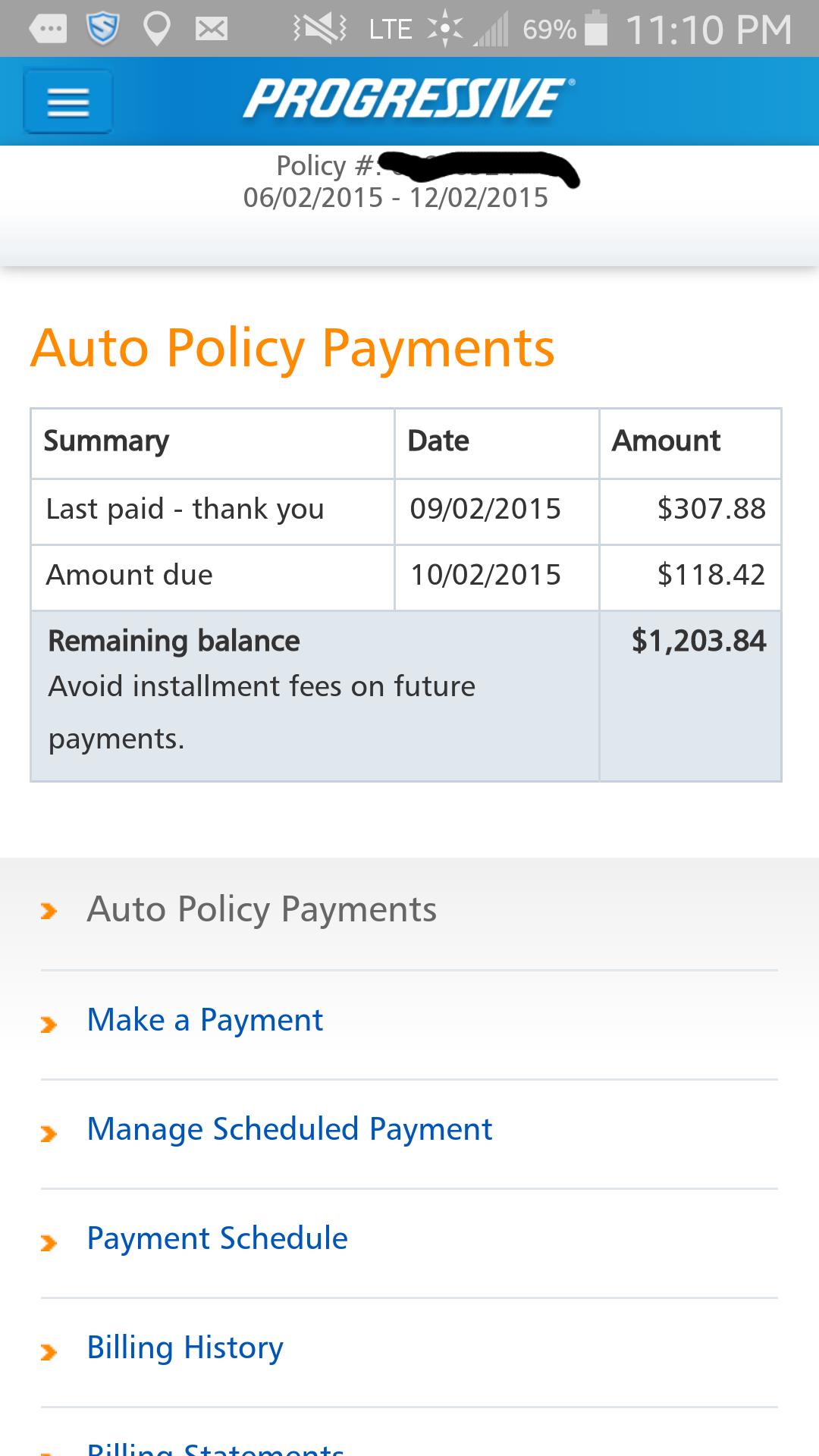 Budget Car Insurance Cancellation Policy