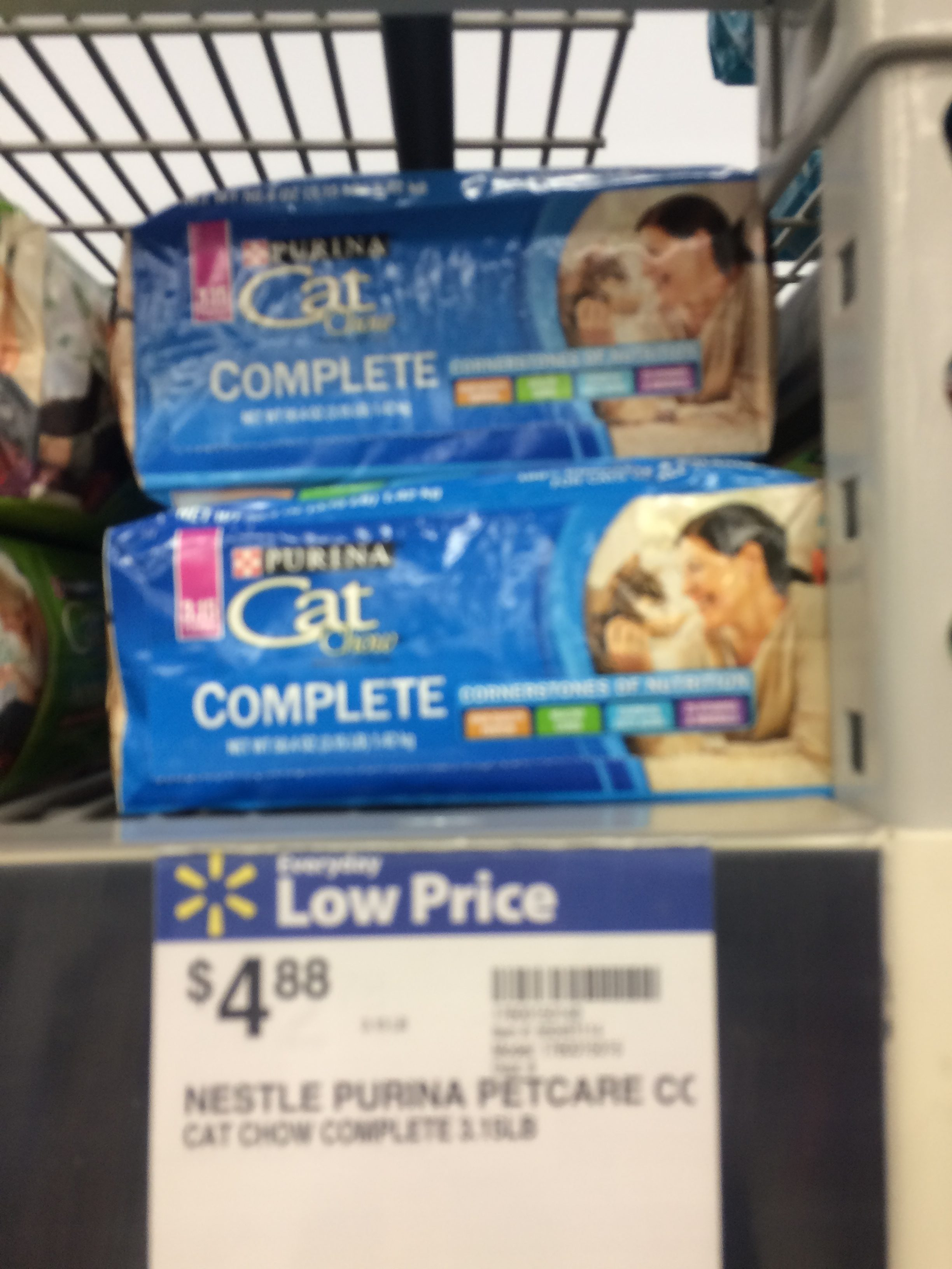 Purina Dog Food Making Dogs Sick