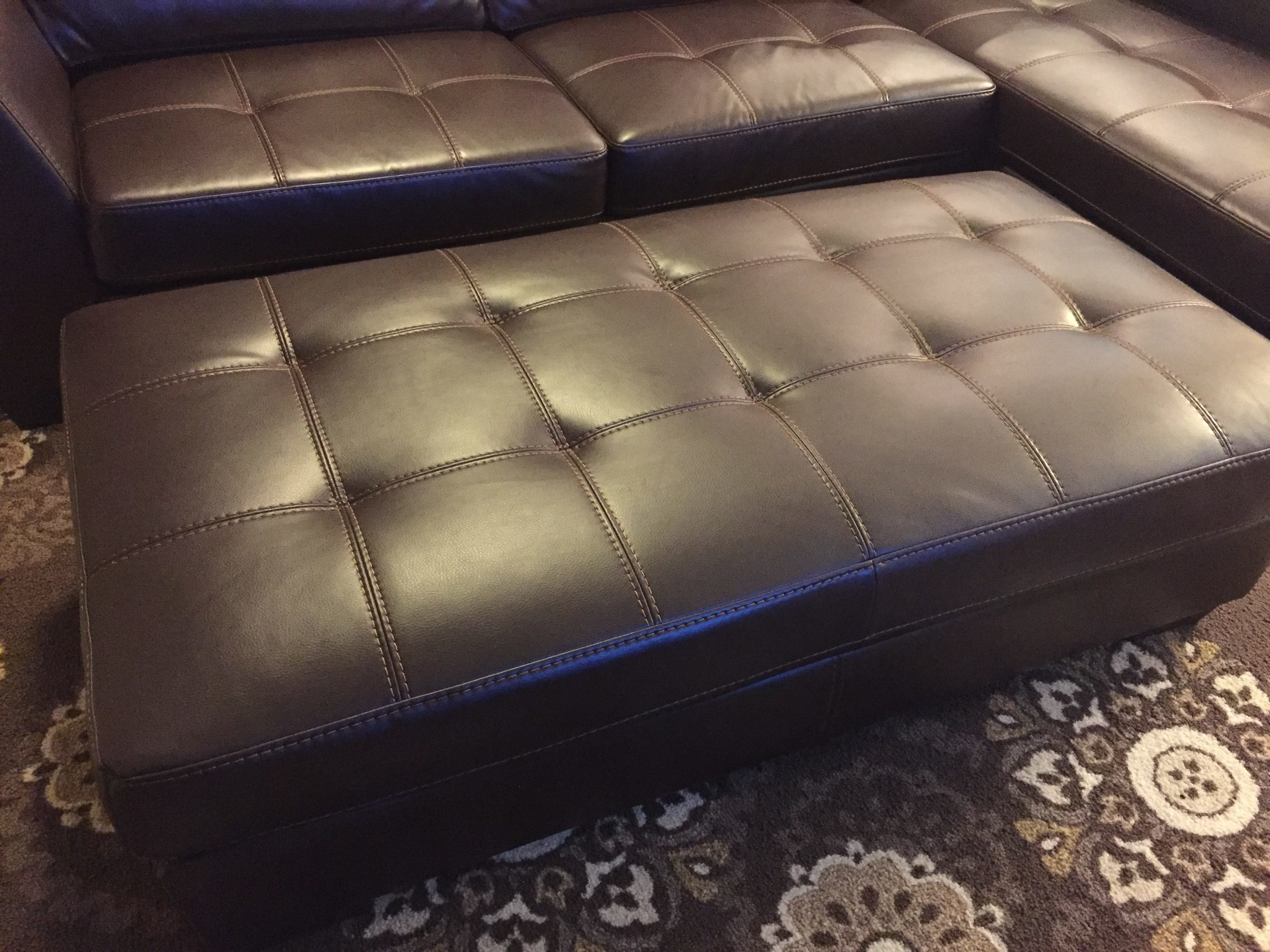 Rooms To Go Leather Sofa Set Maxine 6 Piece Sectional Wraf Chaise