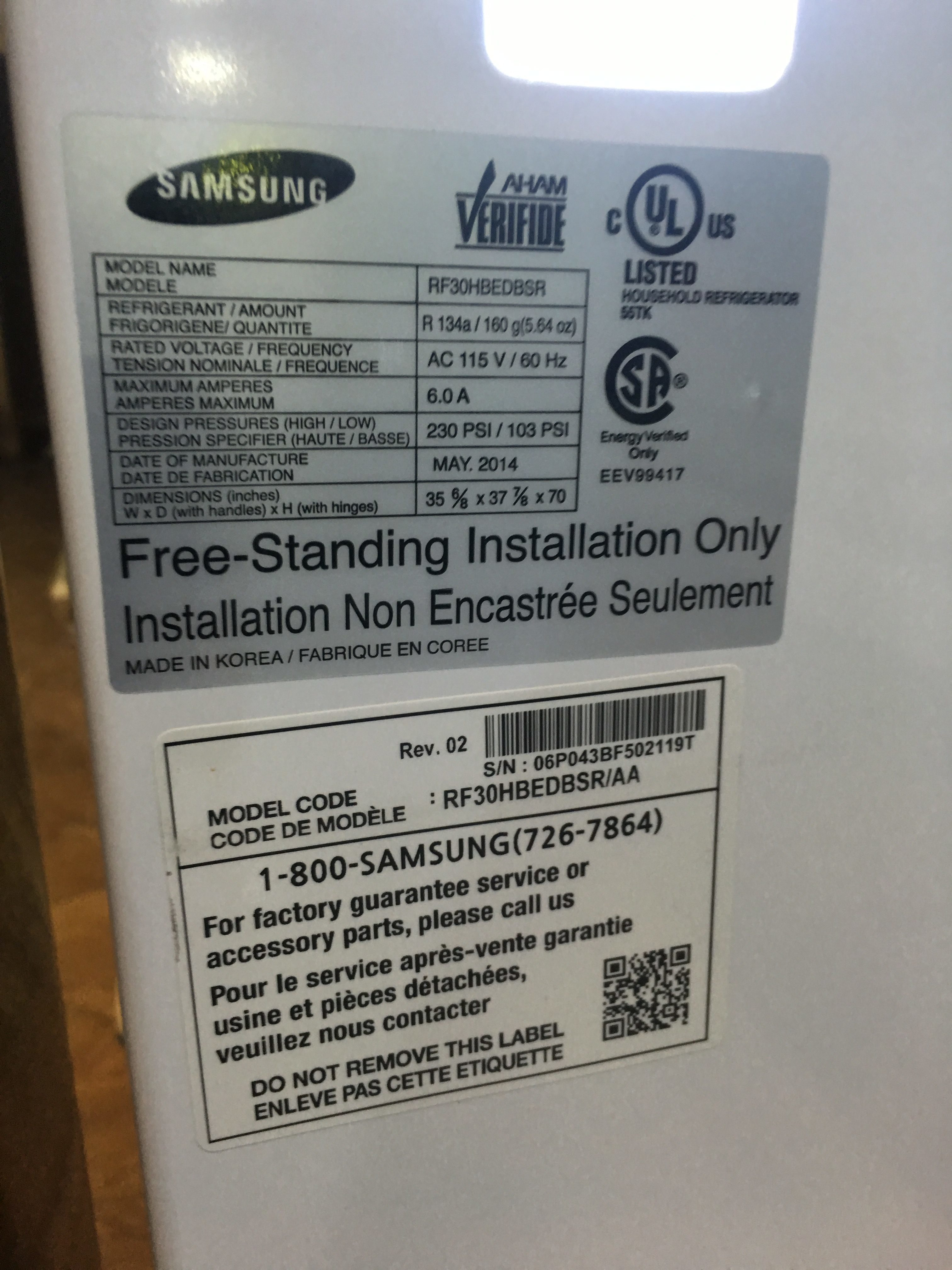 Top 2 009 Complaints And Reviews About Samsung Refrigerator