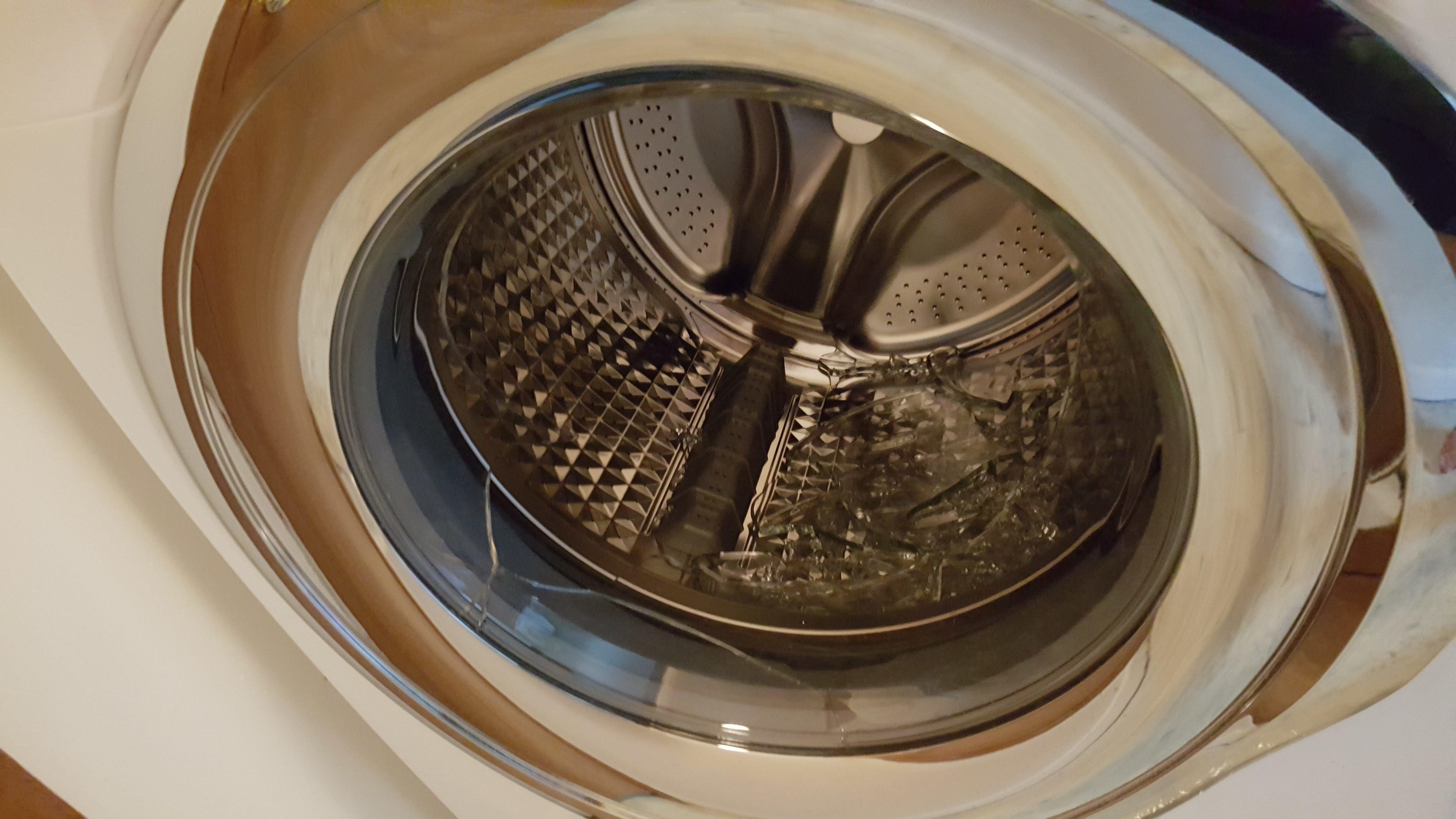 washing machine screeching