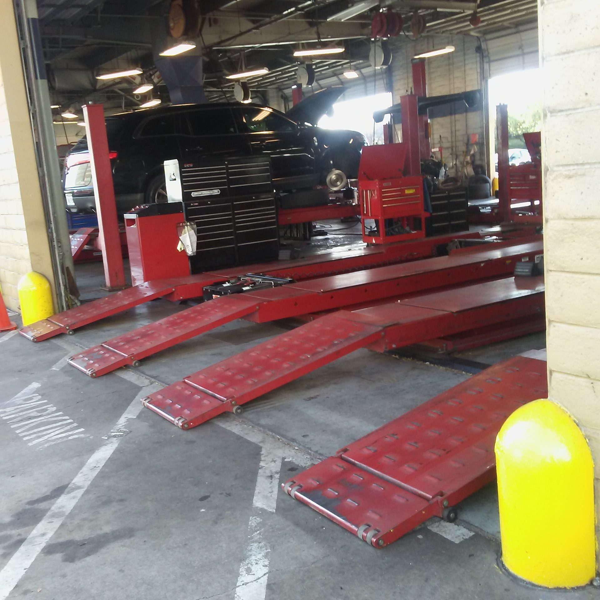 Wheel alignment coupons sears