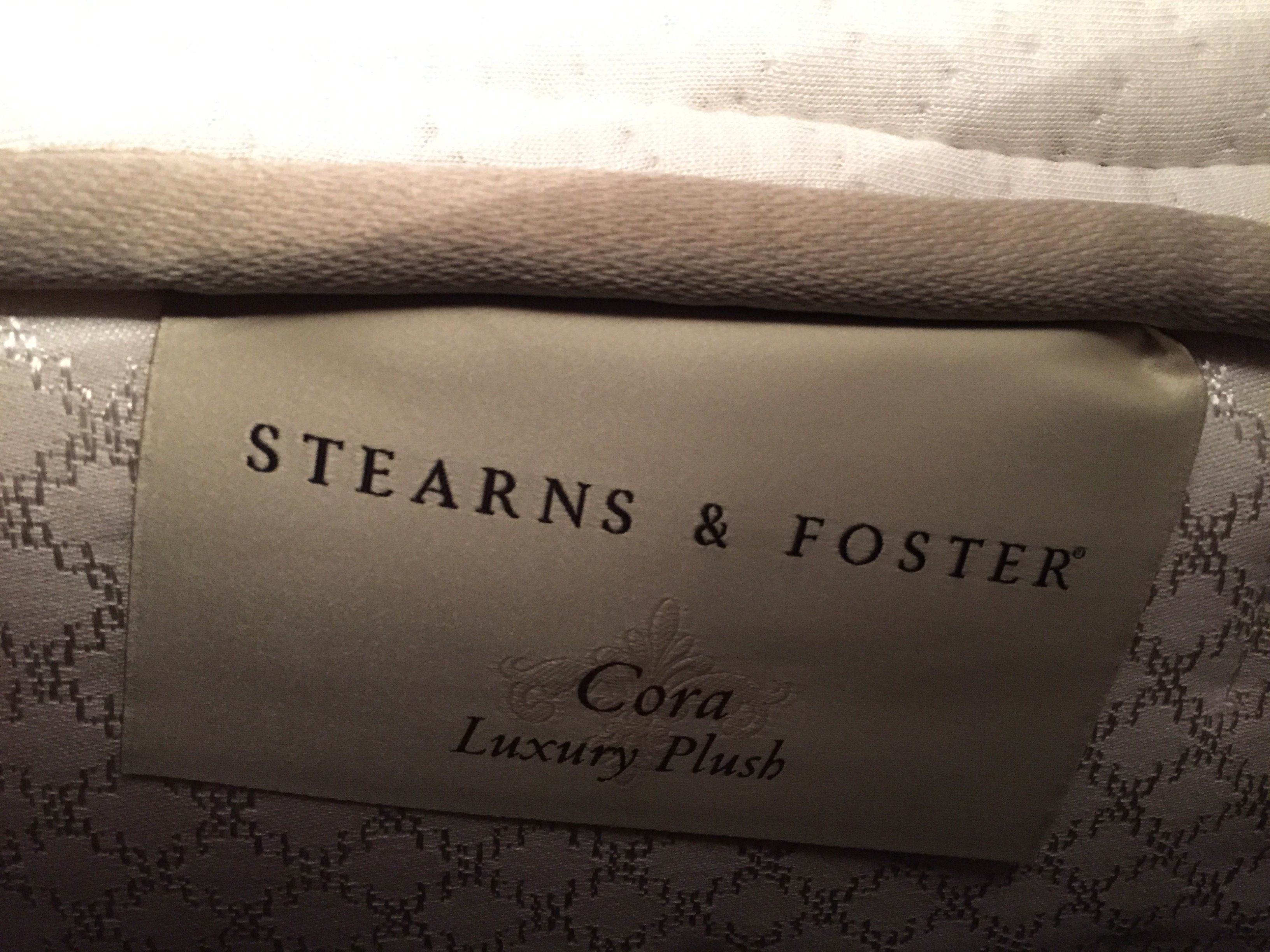Stearns And Foster Mattress Review Stearns U0026 Foster