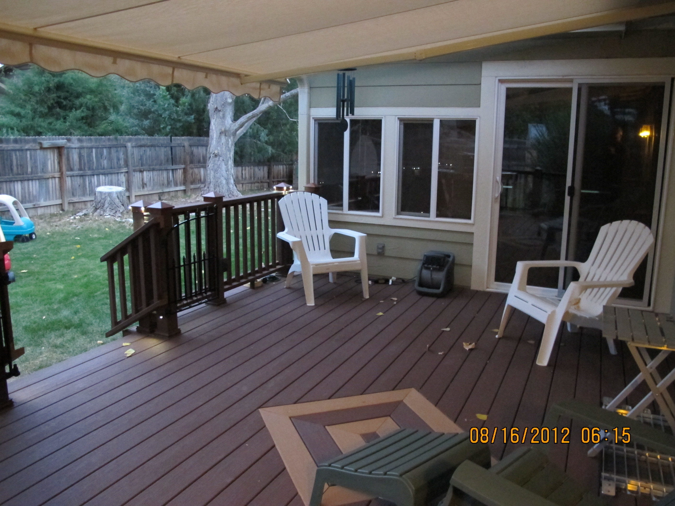 Top 214 Reviews and Complaints about SunSetter Awnings ...