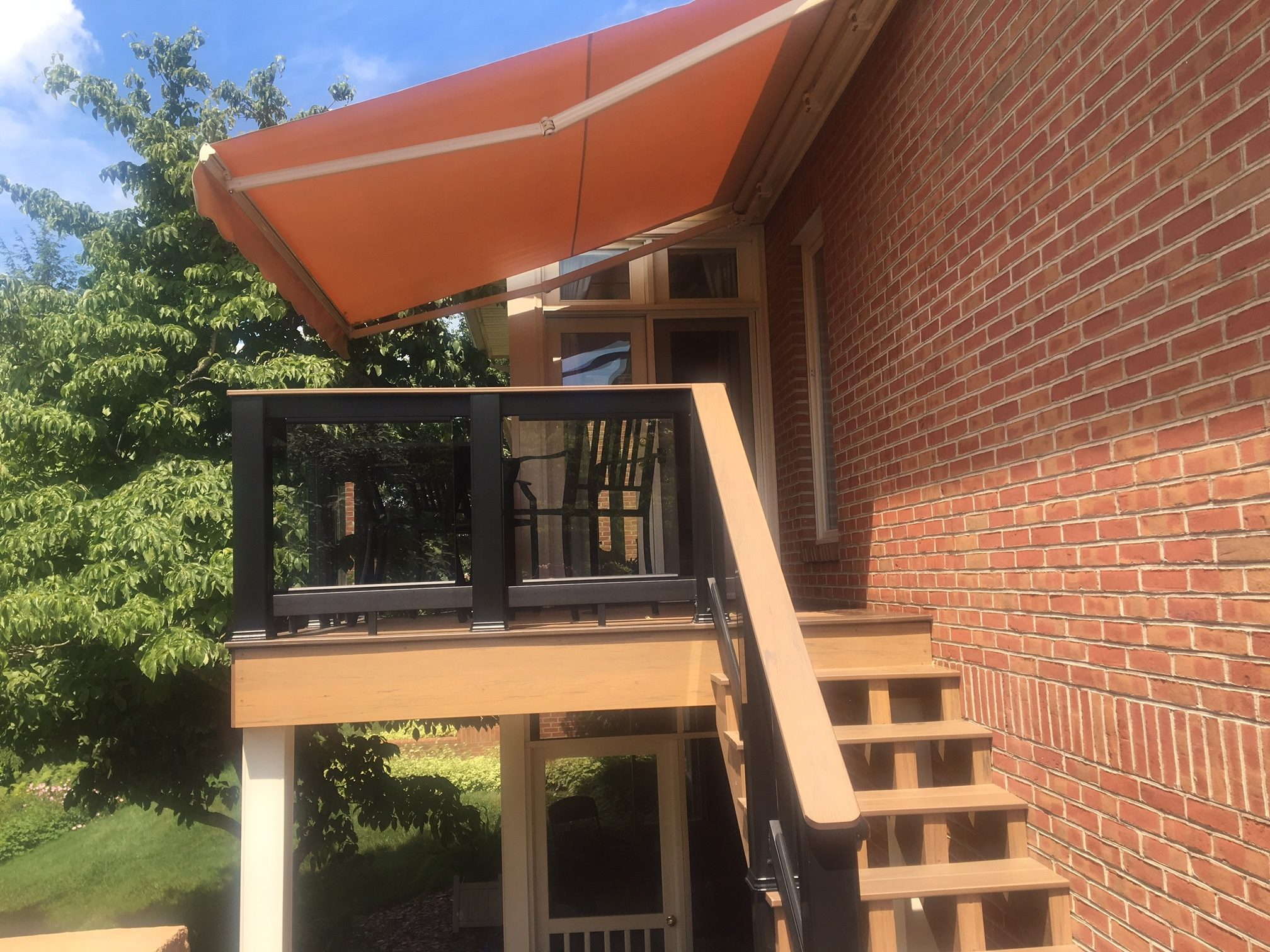 Home Depot Sunsetter Awnings : Sunsetter awning prices awesome protective
