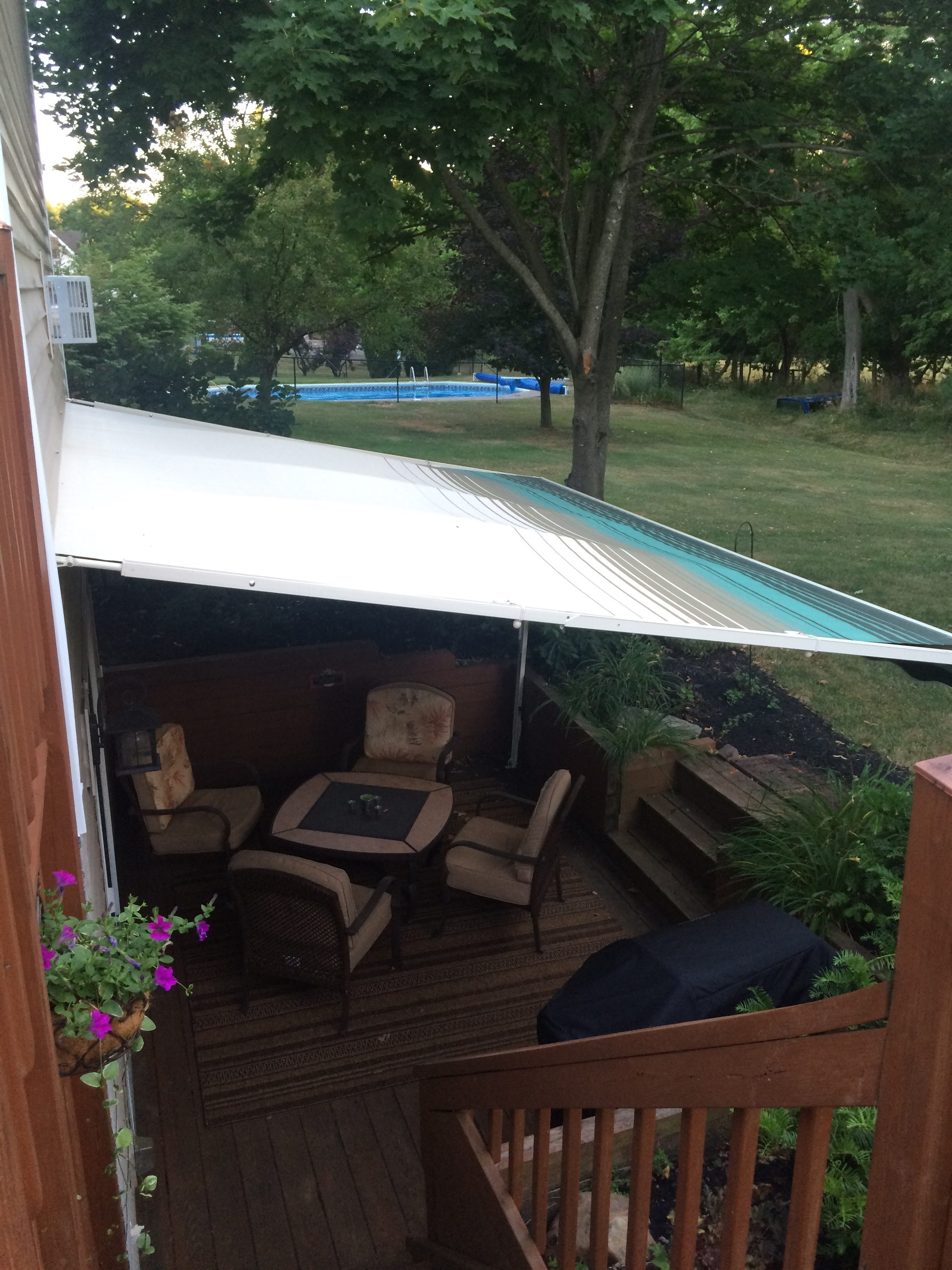 Top 466 Reviews and Complaints about SunSetter Awnings ...