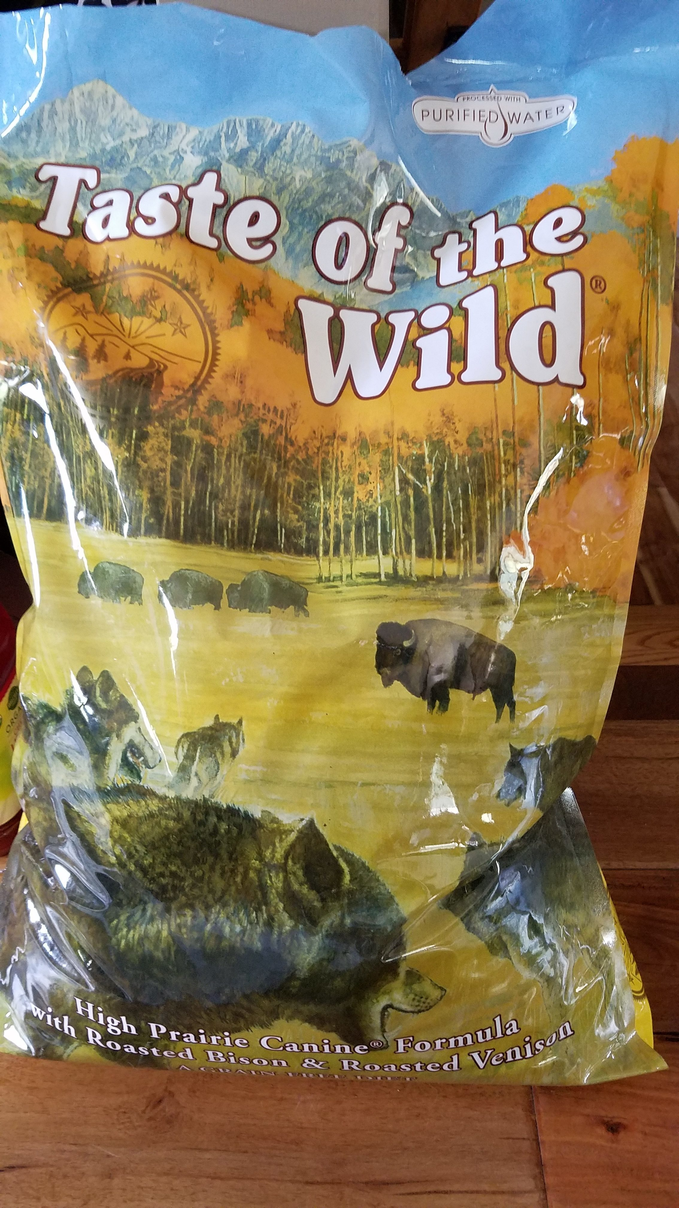 Taste Of The Wild Dog Food Reviews >> Top 190 Reviews and Complaints about Taste of the Wild