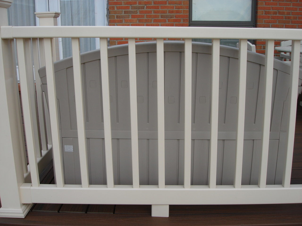 Pin trex decking complaints image search results on pinterest for Composite decking reviews