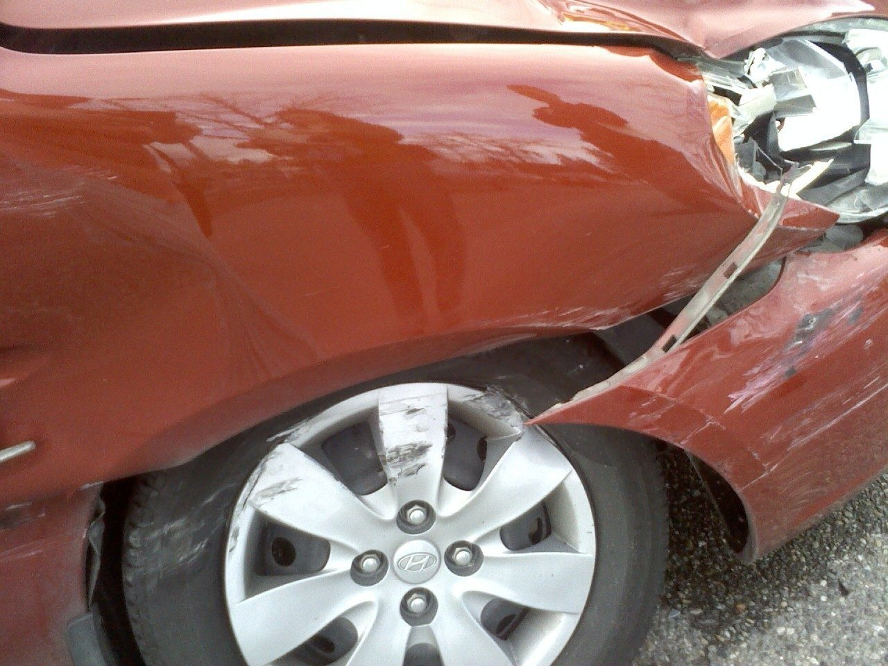 In March Of 2011 I Was Struck By A Usaa Insured Motorist My New Car That