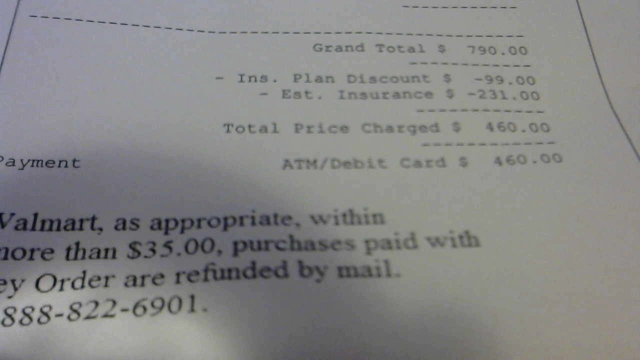 Eyeglasses cost - We Have Good Insurance But I Read The Forms Initial Eye Exam And Procedure I Thought We Would Be Able To Get Glasses At A Reasonable Cost