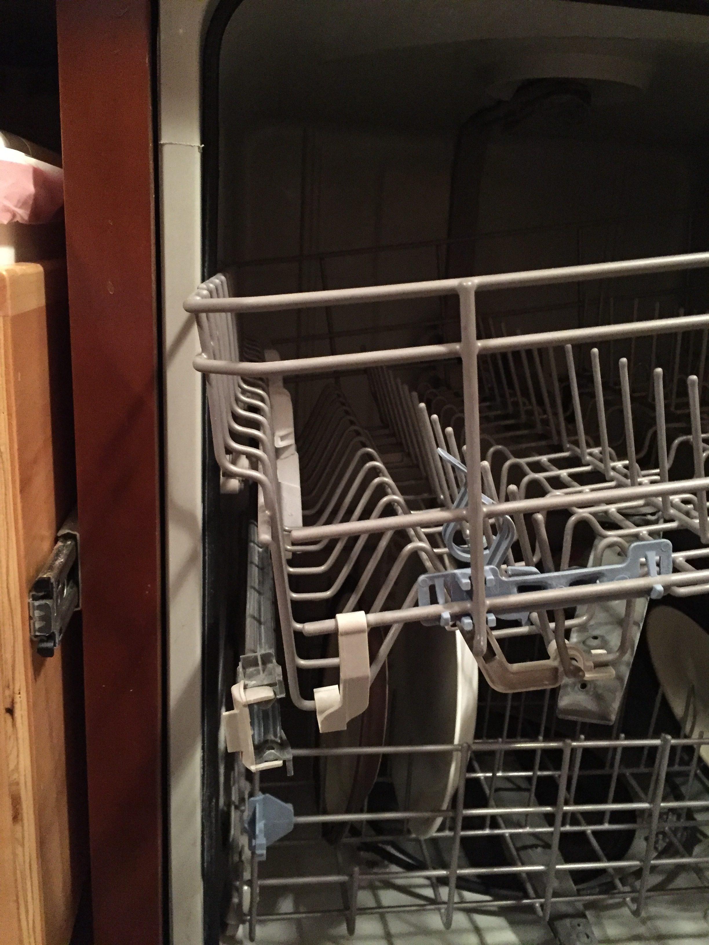 Kitchenaid Dishwasher Rack Parts